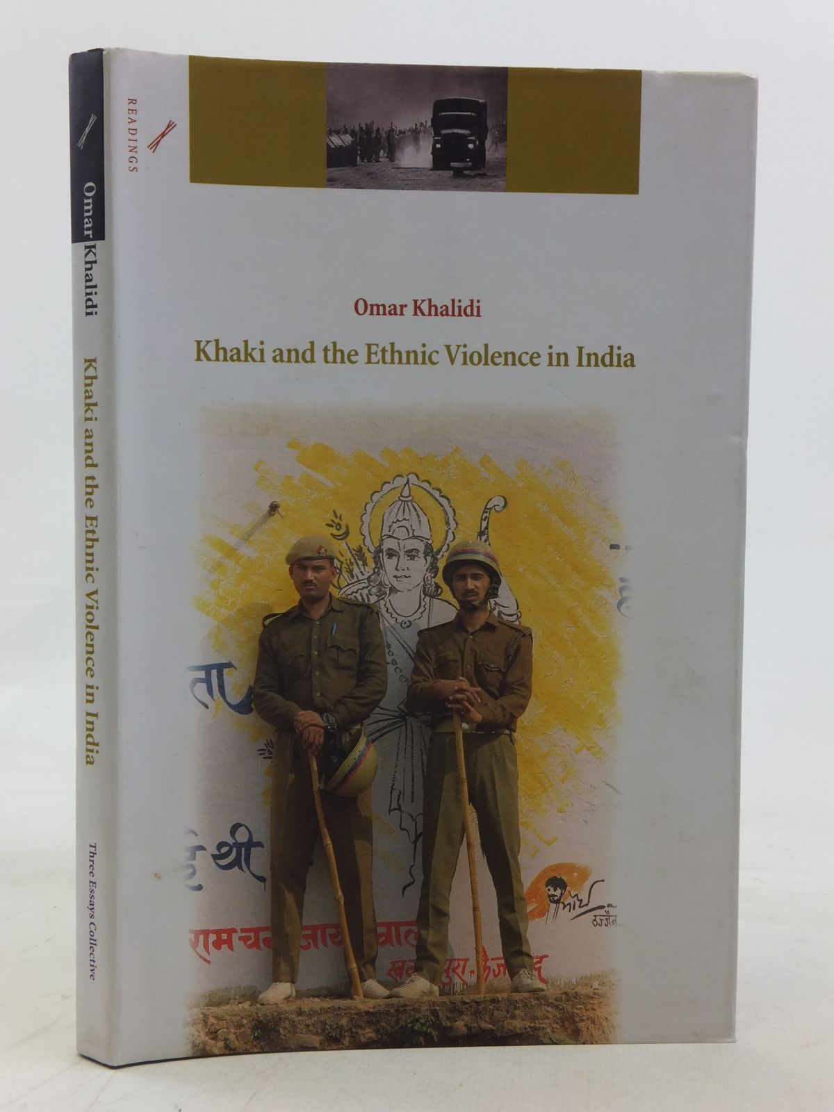 Photo of KHAKI AND THE ETHNIC VIOLENCE IN INDIA written by Khalidi, Omar published by Three Essays Collective (STOCK CODE: 1606319)  for sale by Stella & Rose's Books