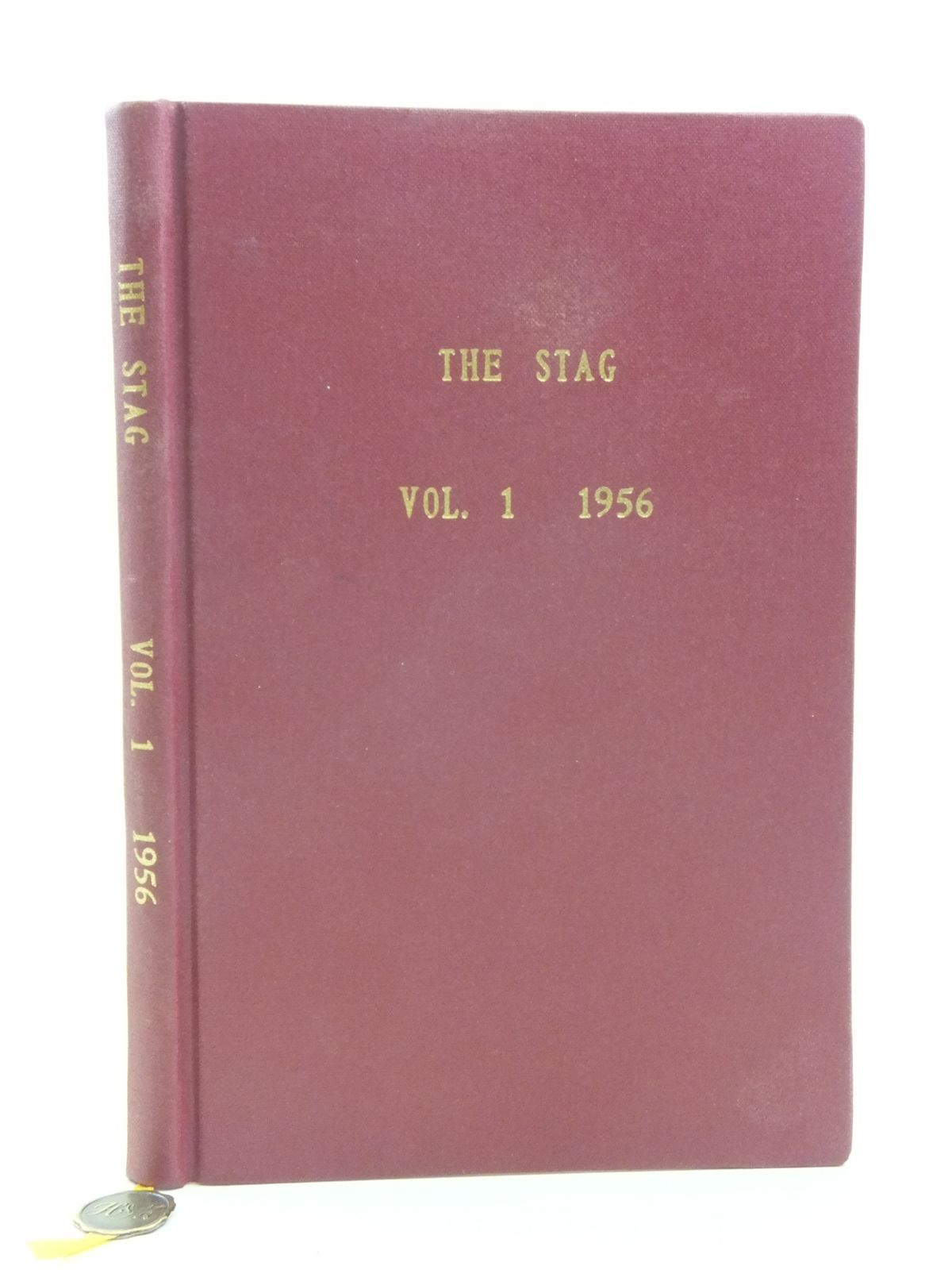 Photo of THE STAG VOLUME 1 1956 (STOCK CODE: 1606322)  for sale by Stella & Rose's Books