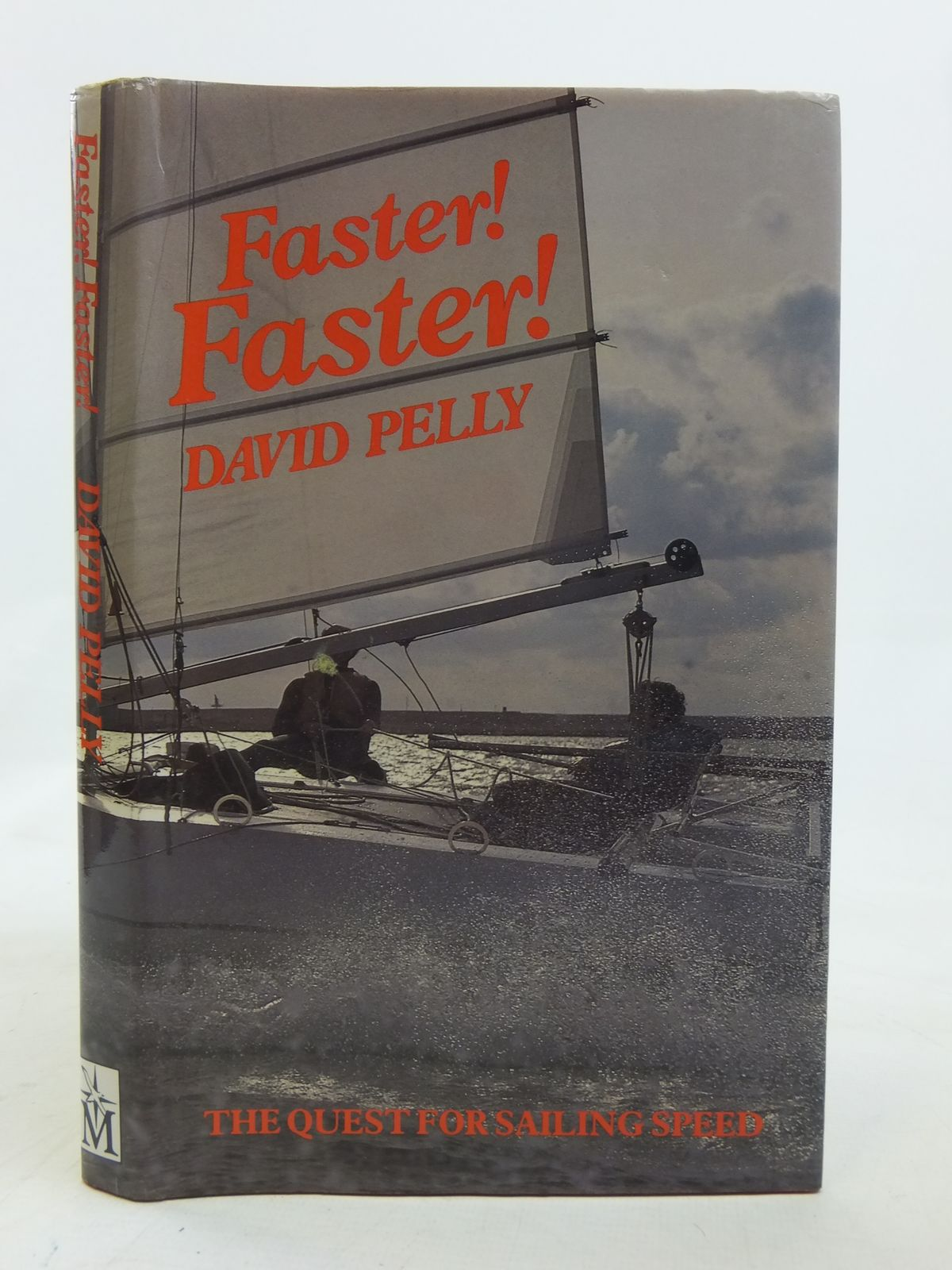 Photo of FASTER! FASTER! written by Pelly, David published by MacMillan (STOCK CODE: 1606362)  for sale by Stella & Rose's Books