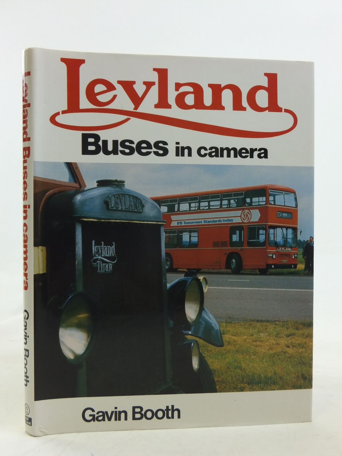 Photo of LEYLAND BUSES IN CAMERA written by Booth, Gavin published by Ian Allan Ltd. (STOCK CODE: 1606392)  for sale by Stella & Rose's Books