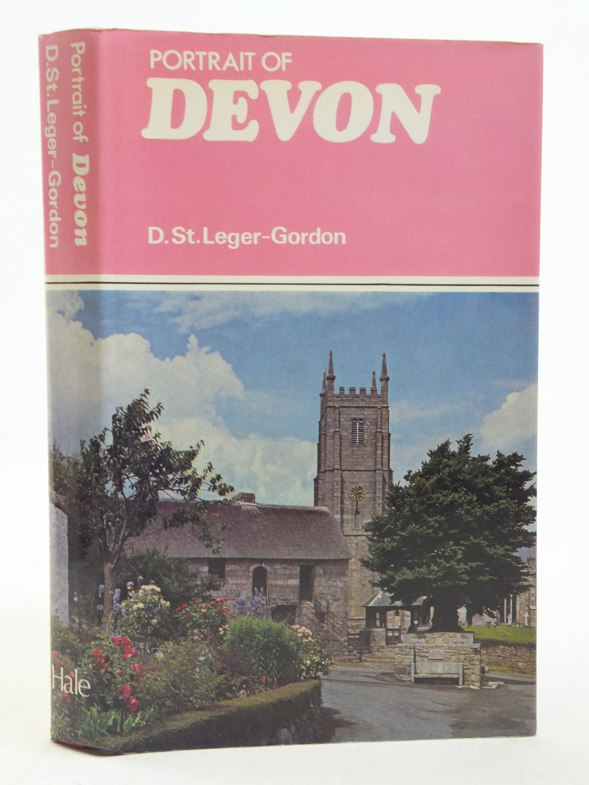 Photo of PORTRAIT OF DEVON written by St. Leger-Gordon, Douglas published by Robert Hale (STOCK CODE: 1606399)  for sale by Stella & Rose's Books