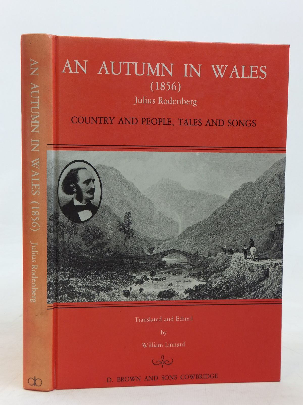 Photo of AN AUTUMN IN WALES (1856) written by Rodenberg, Julius<br />Linnard, William published by D. Brown & Sons Limited (STOCK CODE: 1606447)  for sale by Stella & Rose's Books