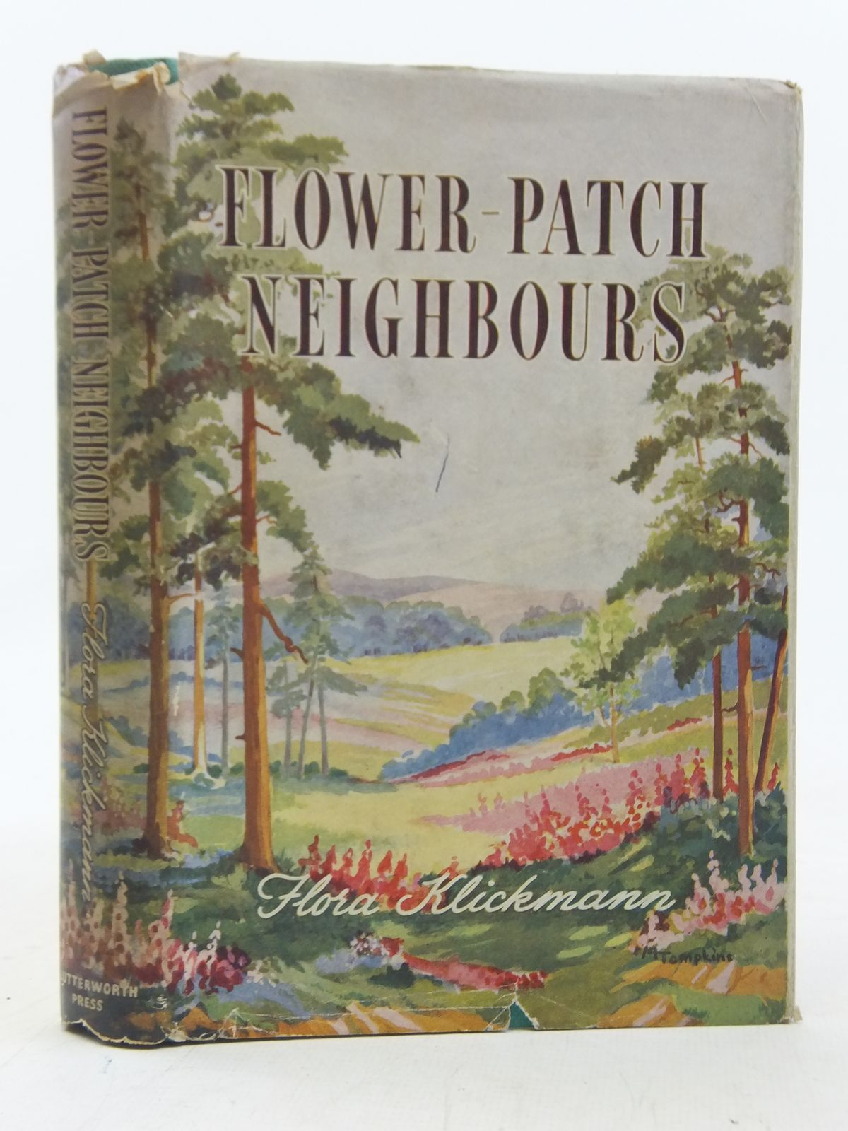 Photo of FLOWER-PATCH NEIGHBOURS
