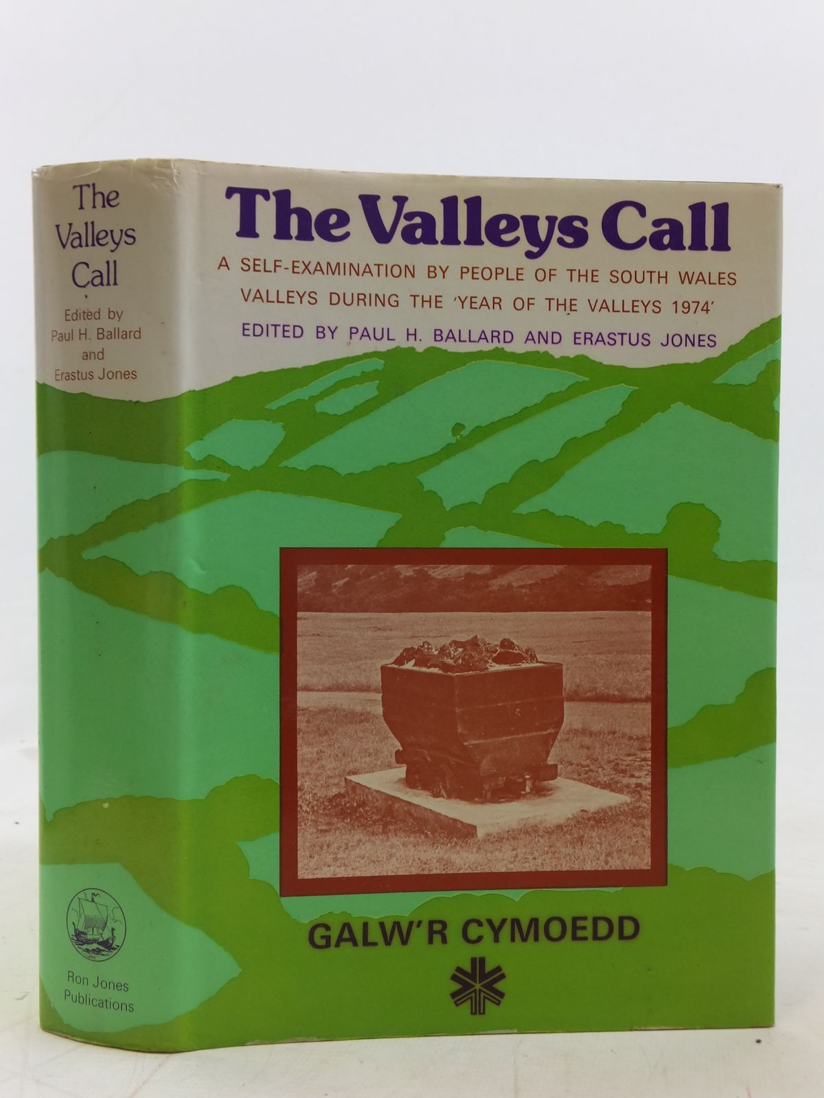 Photo of THE VALLEYS CALL written by Ballard, Paul H.<br />Jones, Erastus published by Ron Jones Publications (STOCK CODE: 1606480)  for sale by Stella & Rose's Books
