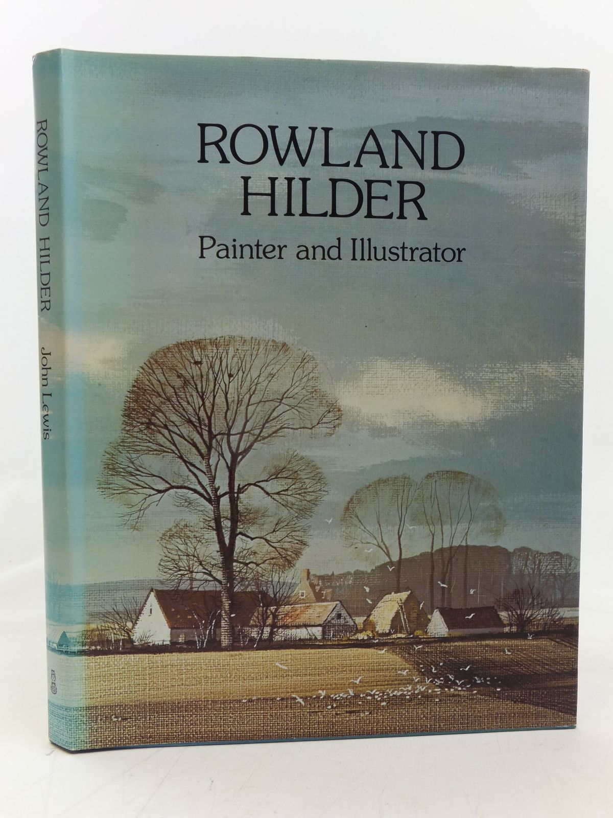 Photo of ROWLAND HILDER PAINTER AND ILLUSTRATOR written by Lewis, John published by Barrie & Jenkins (STOCK CODE: 1606536)  for sale by Stella & Rose's Books