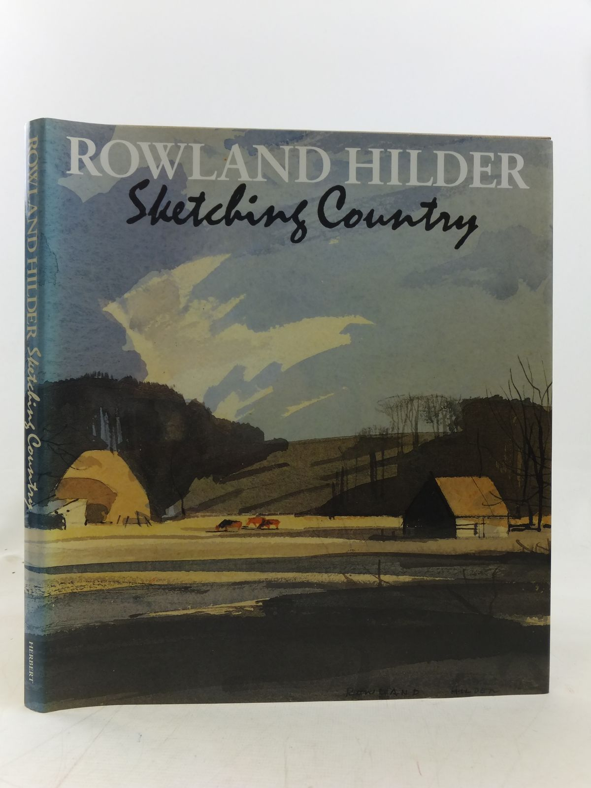 Photo of ROWLAND HILDER SKETCHING COUNTRY written by Thomas, Denis published by The Herbert Press (STOCK CODE: 1606538)  for sale by Stella & Rose's Books