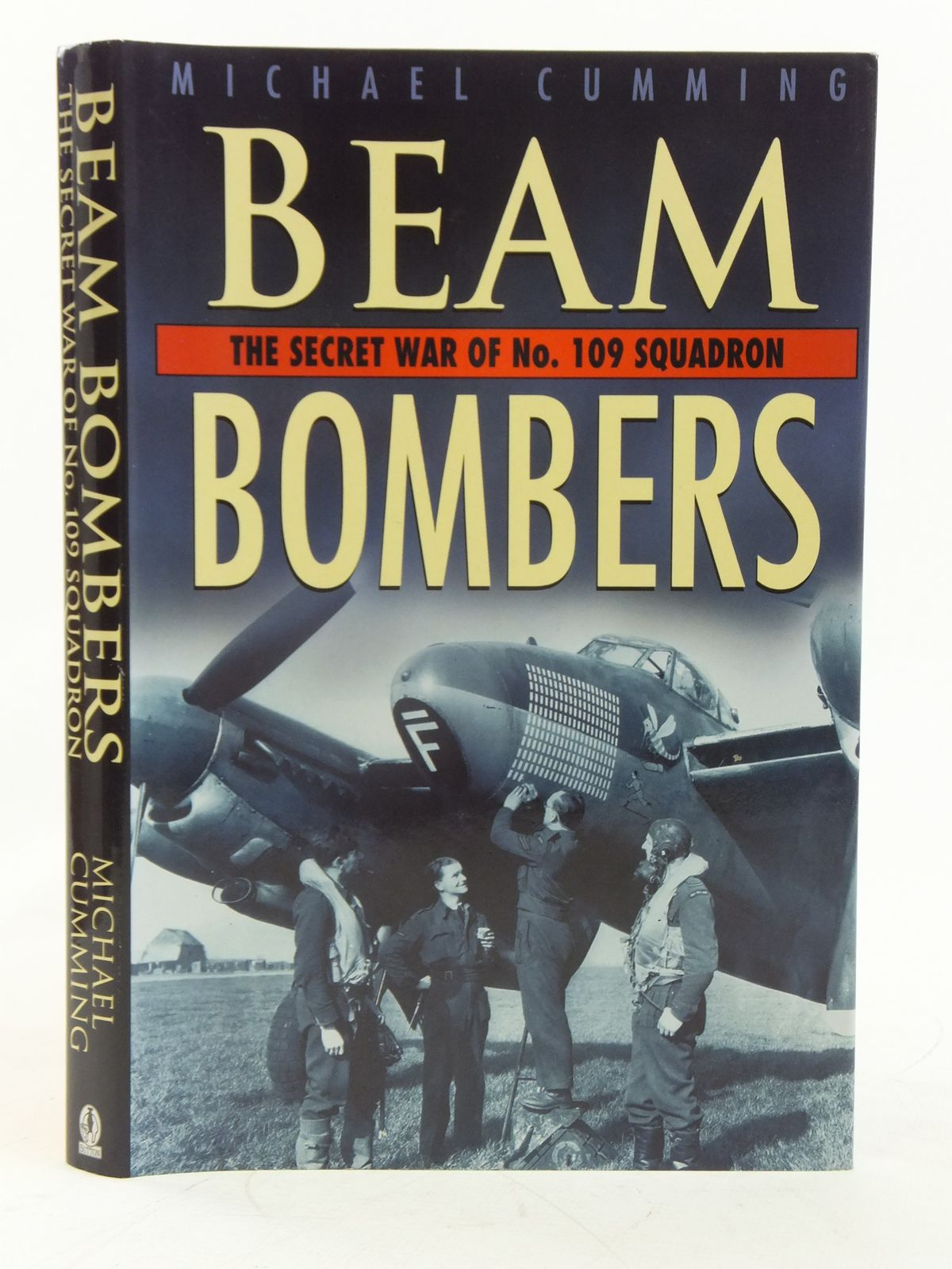Photo of BEAM BOMBERS THE SECRET WAR OF No. 109 SQUADRON written by Cumming, Michael published by Sutton Publishing (STOCK CODE: 1606703)  for sale by Stella & Rose's Books