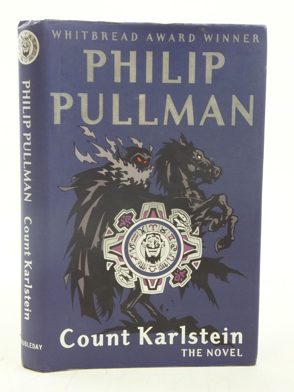 Photo of COUNT KARLSTEIN written by Pullman, Philip illustrated by Bryan, Diana published by Doubleday (STOCK CODE: 1606734)  for sale by Stella & Rose's Books