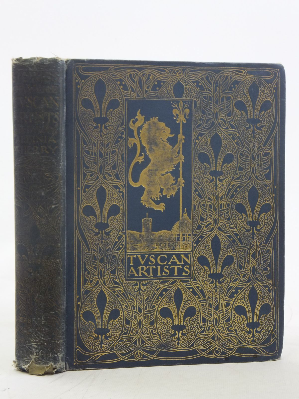 Photo of STORIES OF THE TUSCAN ARTISTS written by Wherry, Albinia published by J.M. Dent (STOCK CODE: 1606796)  for sale by Stella & Rose's Books