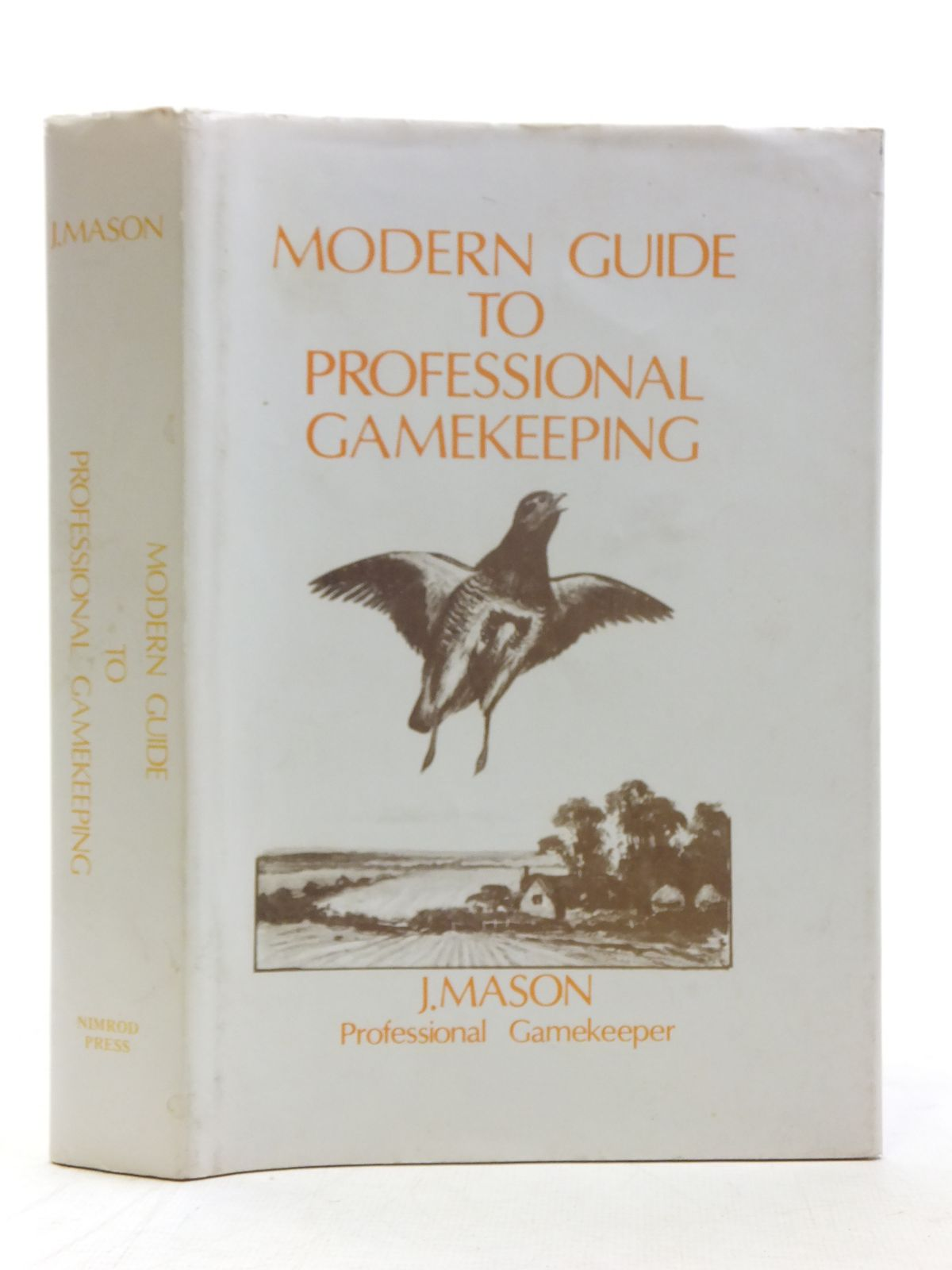Photo of MODERN GUIDE TO PROFESSIONAL GAMEKEEPING written by Mason, J. published by Nimrod Press Ltd. (STOCK CODE: 1606815)  for sale by Stella & Rose's Books