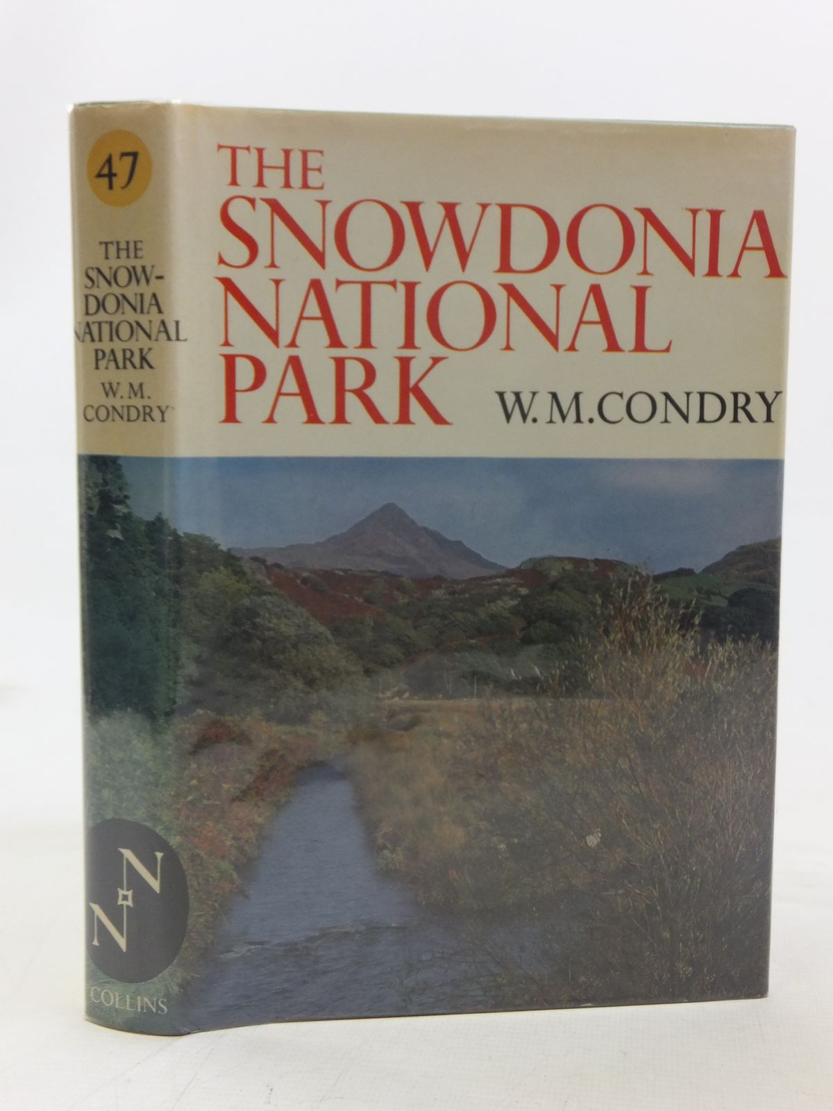 Photo of THE SNOWDONIA NATIONAL PARK (NN 47) written by Condry, William M. published by Collins (STOCK CODE: 1607019)  for sale by Stella & Rose's Books