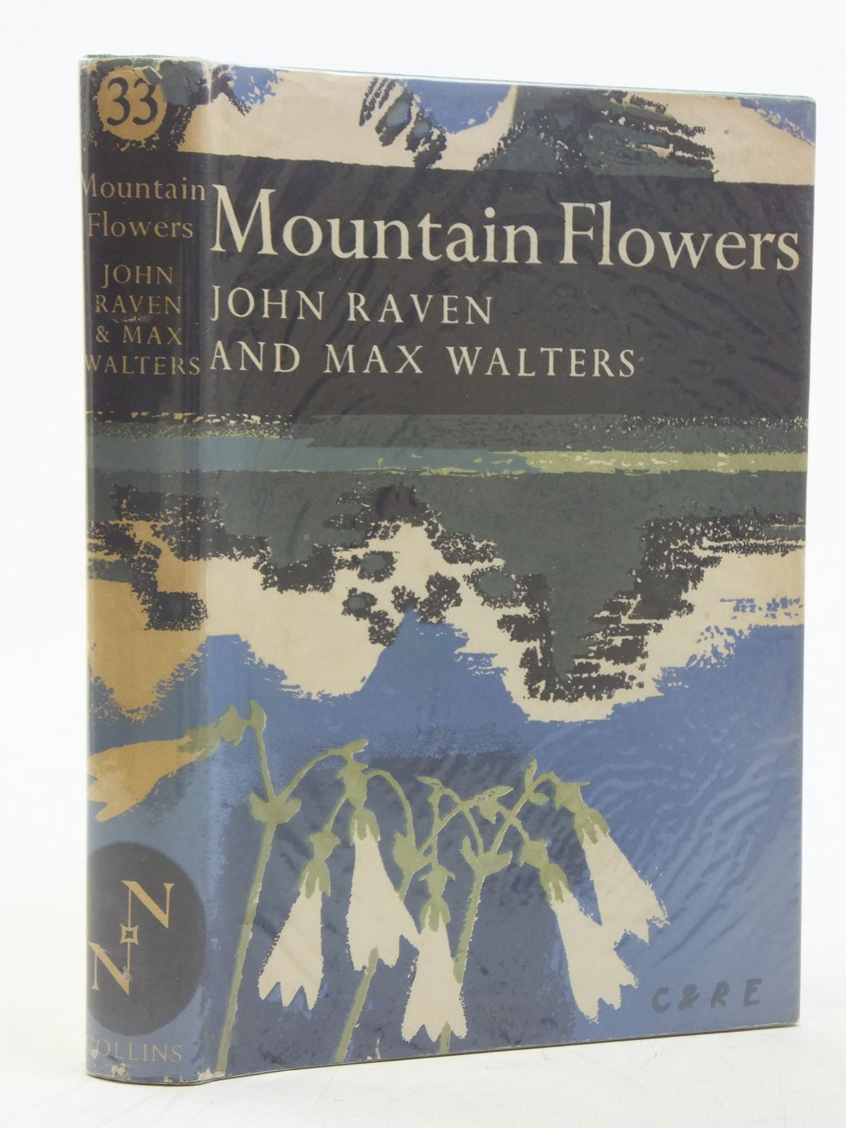 Photo of MOUNTAIN FLOWERS (NN 33) written by Raven, John<br />Walters, Max published by Collins (STOCK CODE: 1607027)  for sale by Stella & Rose's Books