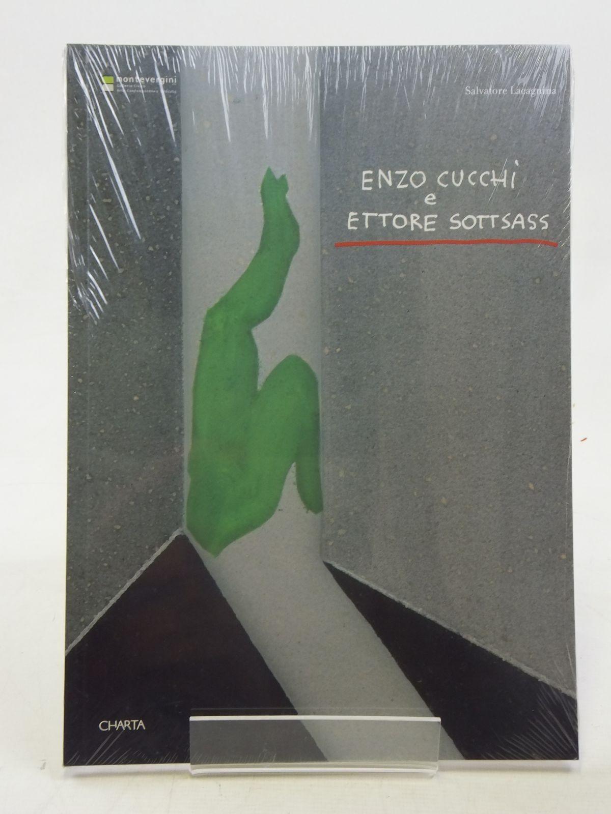 Photo of ENZO CUCCHI E ETTORE SOTTSASS