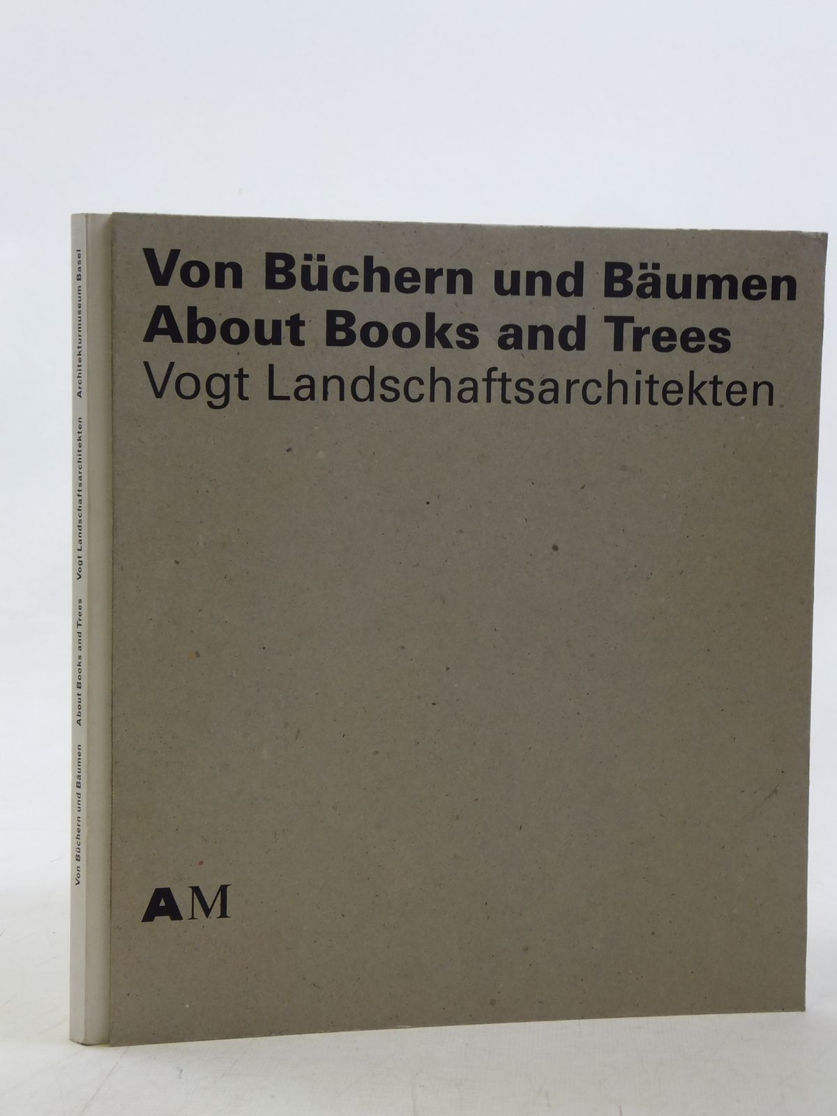 Photo of ABOUT BOOKS AND TREES VOGT LANDSCAPE ARCHITECTS