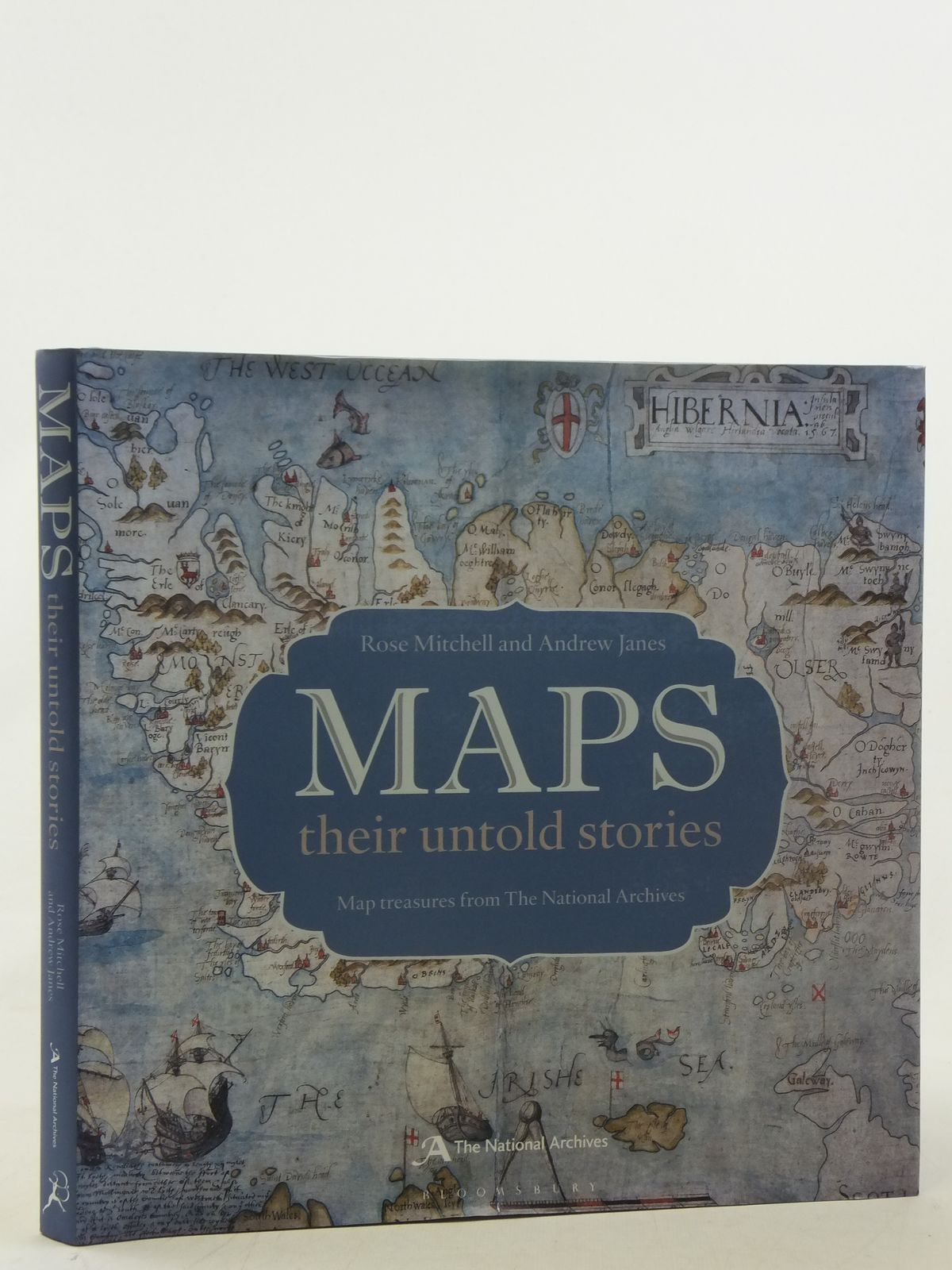 Photo of MAPS THEIR UNTOLD STORIES