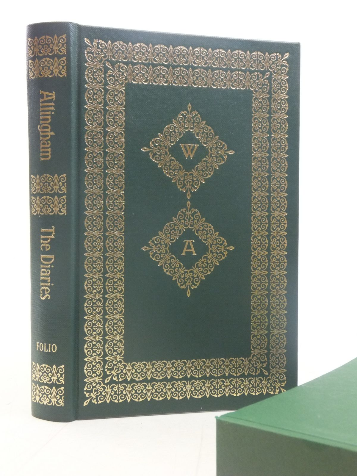 Photo of THE DIARIES written by Allingham, William published by Folio Society (STOCK CODE: 1607190)  for sale by Stella & Rose's Books