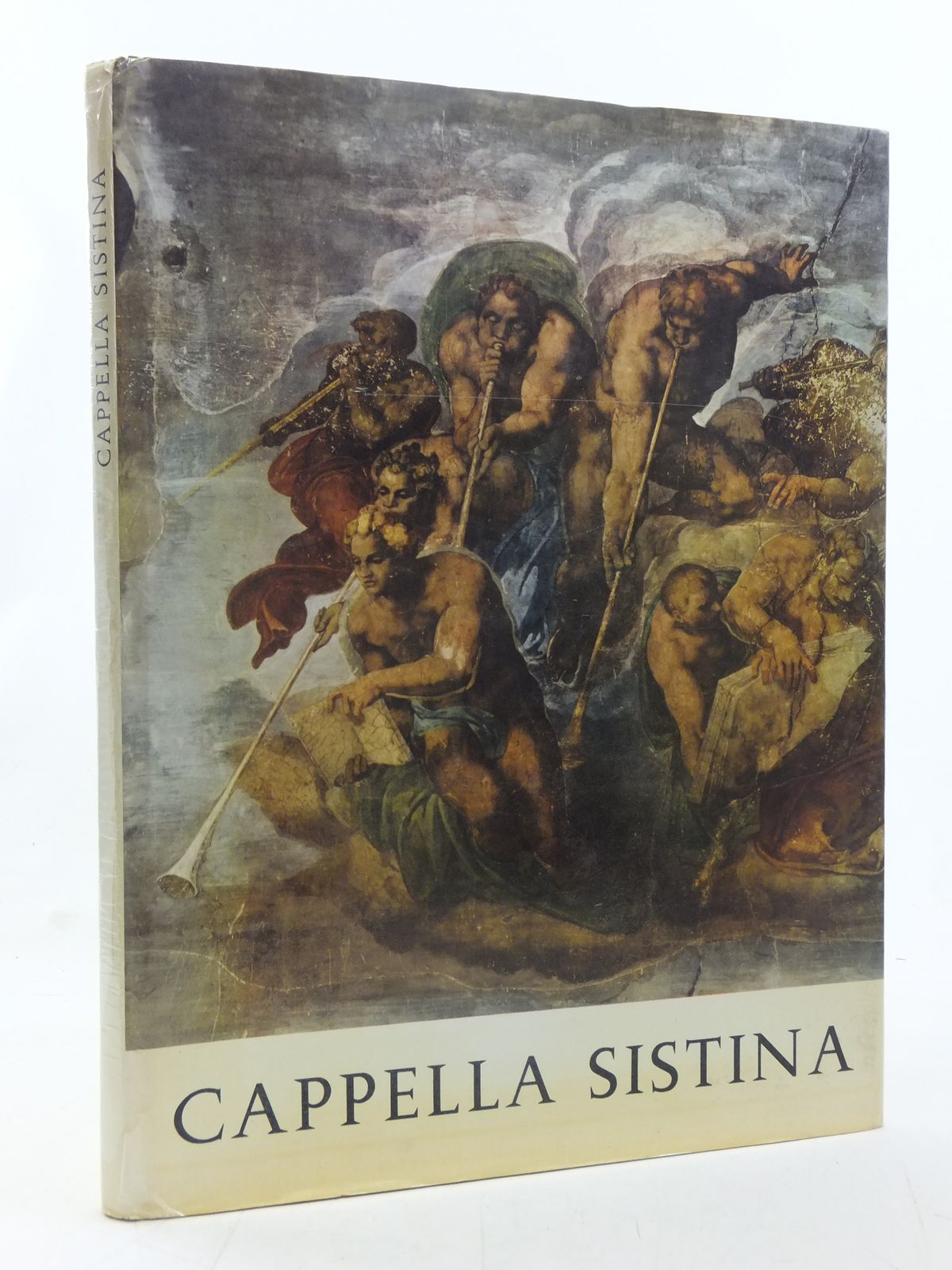 Photo of CAPPELLA SISTINA published by Instituto Geografico De Agostini (STOCK CODE: 1607204)  for sale by Stella & Rose's Books