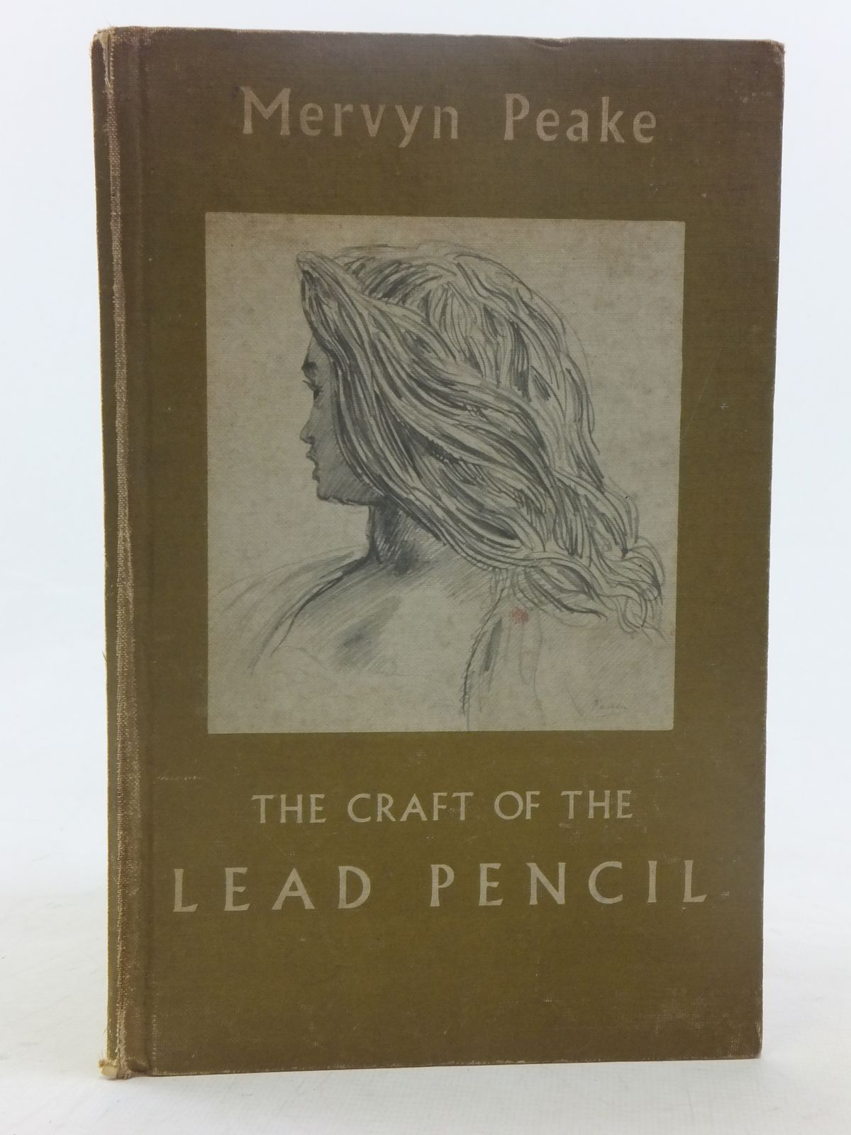 Photo of THE CRAFT OF THE LEAD PENCIL written by Peake, Mervyn illustrated by Peake, Mervyn published by Allan Wingate (STOCK CODE: 1607257)  for sale by Stella & Rose's Books