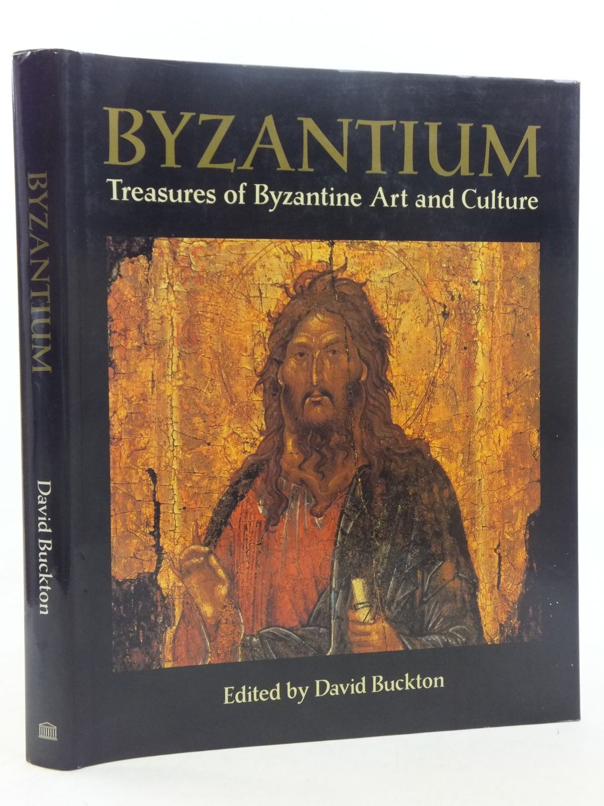 Photo of BYZANTIUM written by Buckton, David published by British Museum (STOCK CODE: 1607271)  for sale by Stella & Rose's Books