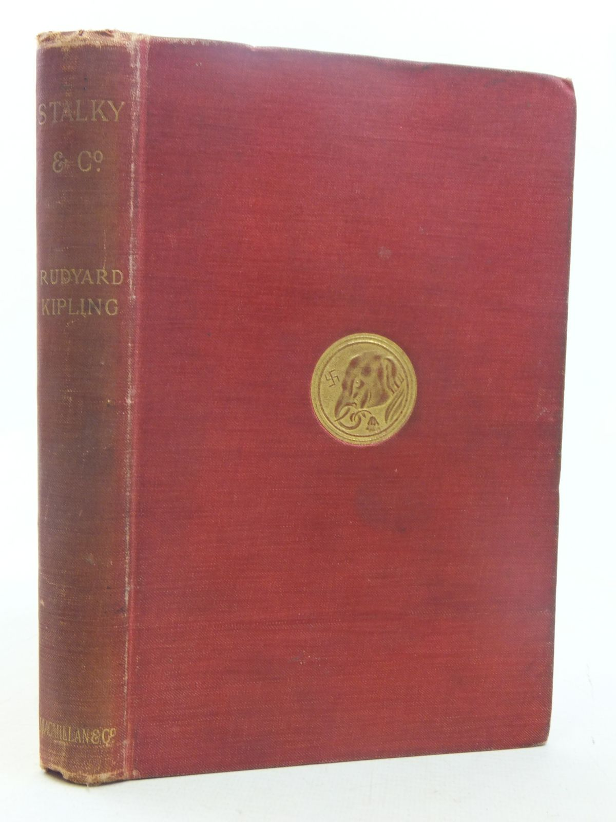 Photo of STALKY & CO. written by Kipling, Rudyard published by Macmillan & Co. Ltd. (STOCK CODE: 1607276)  for sale by Stella & Rose's Books
