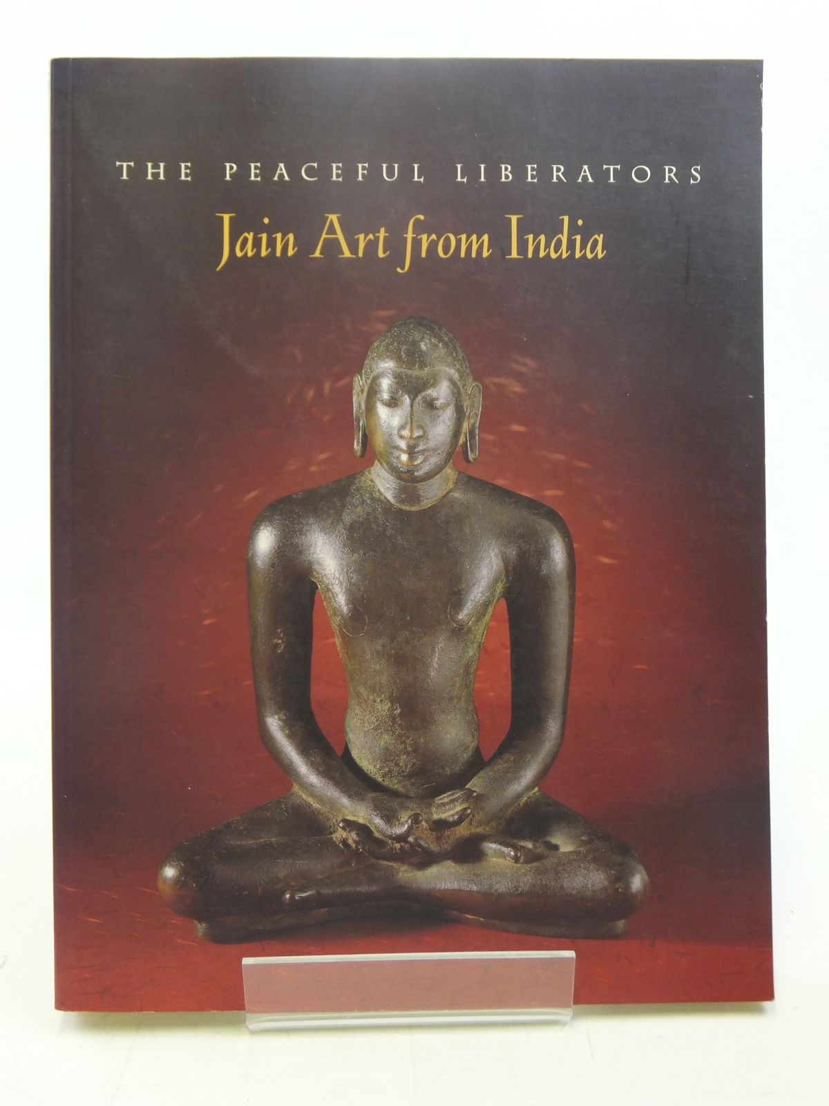 Photo of THE PEACEFUL LIBERATORS: JAIN ART FROM INDIA written by Pal, Pratapaditya published by Los Angeles County Museum Of Art (STOCK CODE: 1607338)  for sale by Stella & Rose's Books