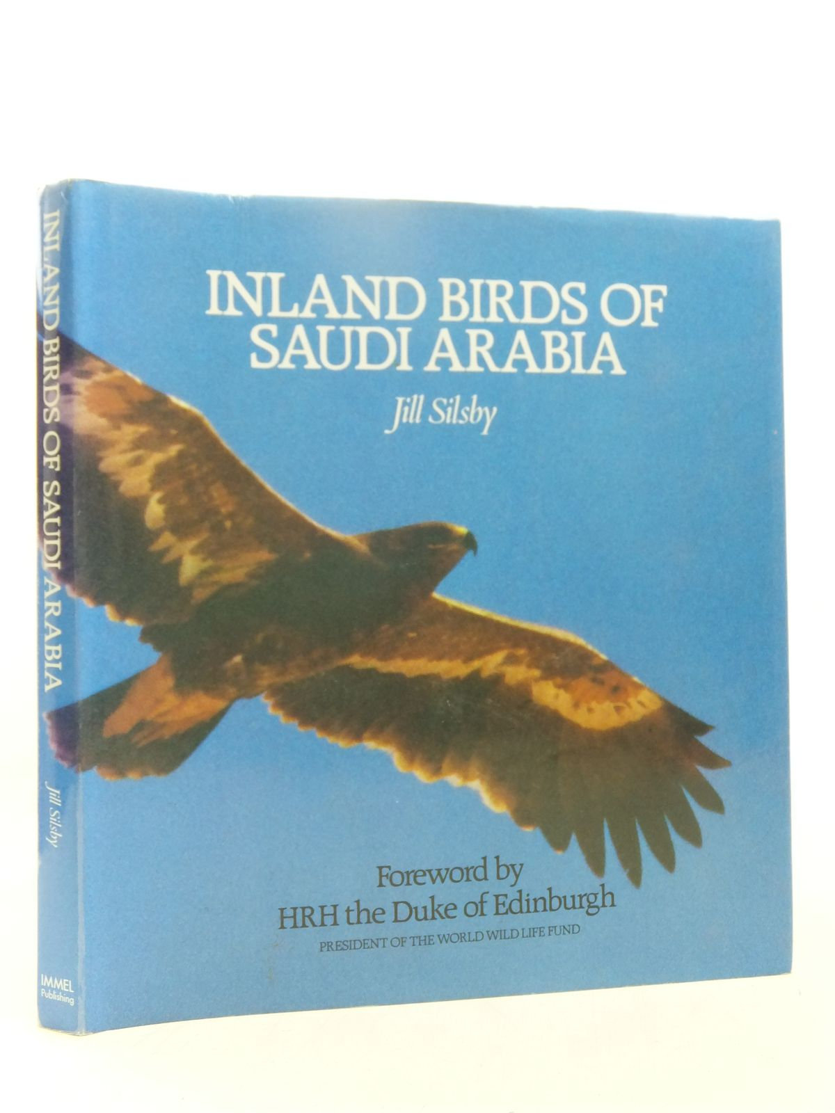 Photo of INLAND BIRDS OF SAUDI ARABIA written by Silsby, Jill published by Immel (STOCK CODE: 1607372)  for sale by Stella & Rose's Books