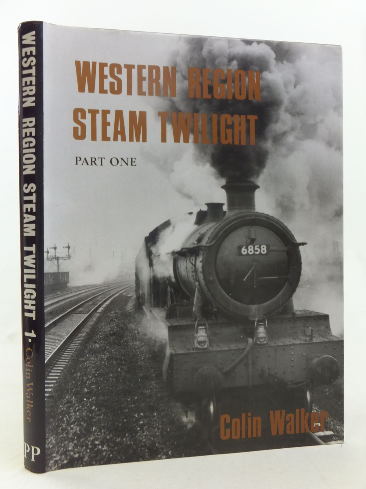 Photo of WESTERN REGION STEAM TWILIGHT PART ONE written by Walker, Colin published by Pendyke Publications (STOCK CODE: 1607429)  for sale by Stella & Rose's Books