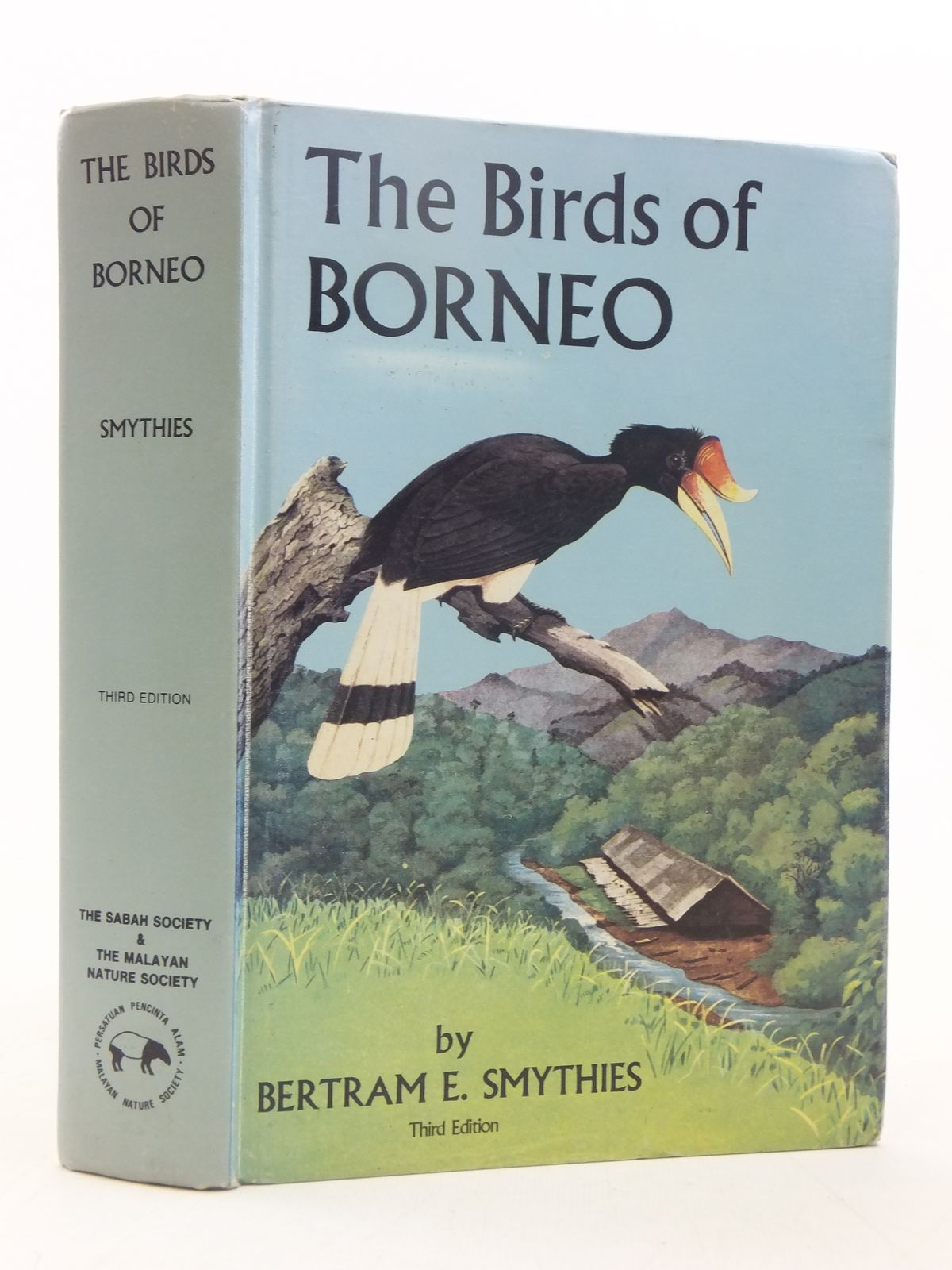 Photo of THE BIRDS OF BORNEO written by Smythies, Bertram E. illustrated by Hughes, A.M. published by The Sabah Society (STOCK CODE: 1607451)  for sale by Stella & Rose's Books
