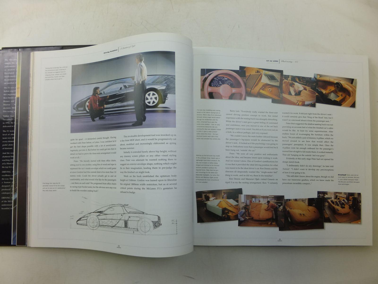 driving ambition mclaren f1 pdf