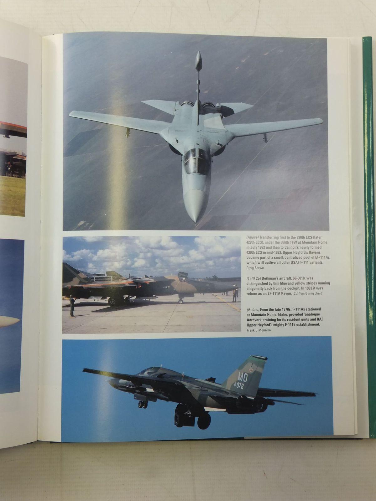F-111 AARDVARK written by Davies, Peter E. Thornborough ...