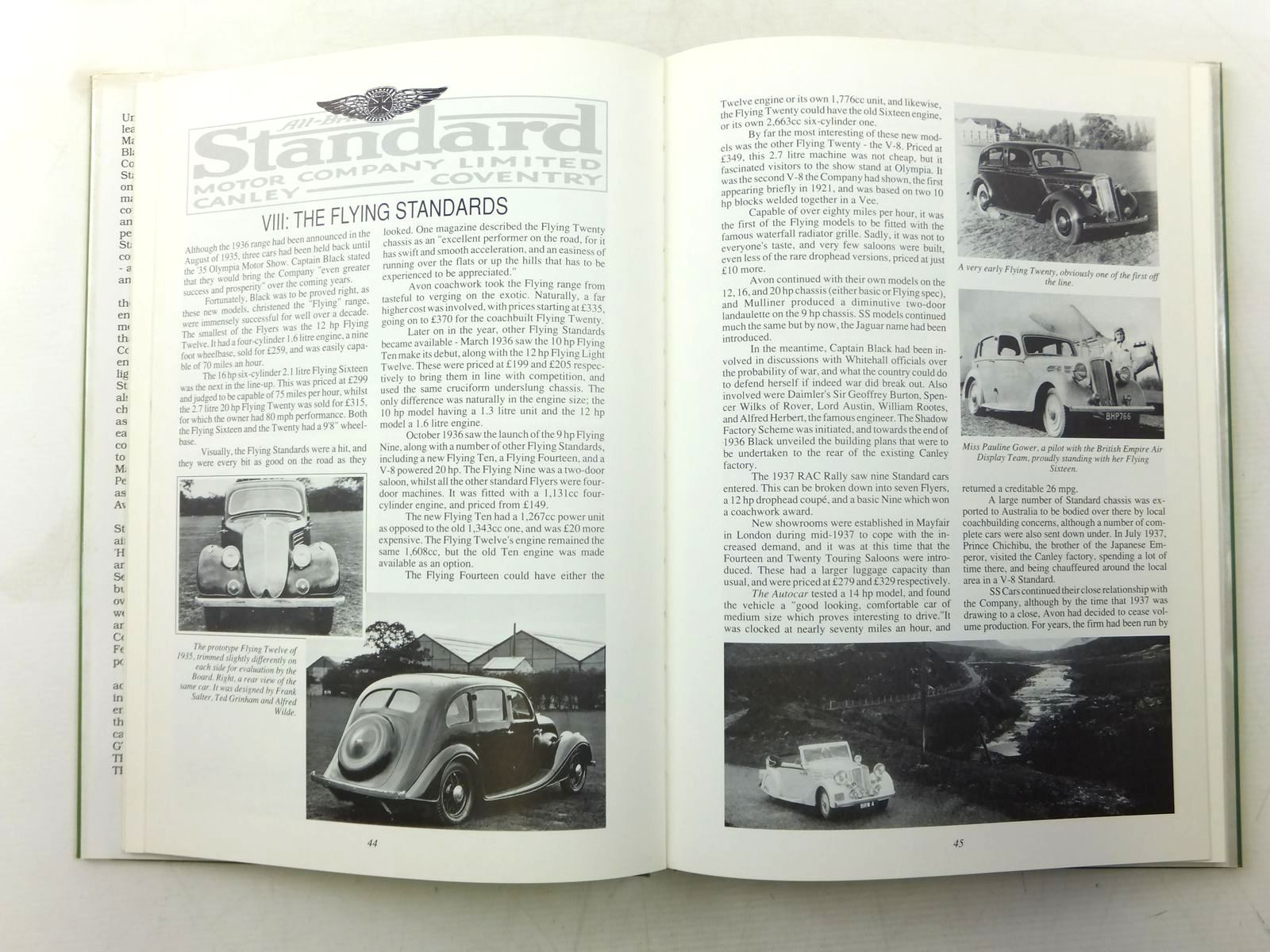 Photo of ALL-BRITISH STANDARD MOTOR COMPANY LIMITED CANLEY, COVENTRY written by Long, Brian published by Veloce Publishing Plc. (STOCK CODE: 1607861)  for sale by Stella & Rose's Books