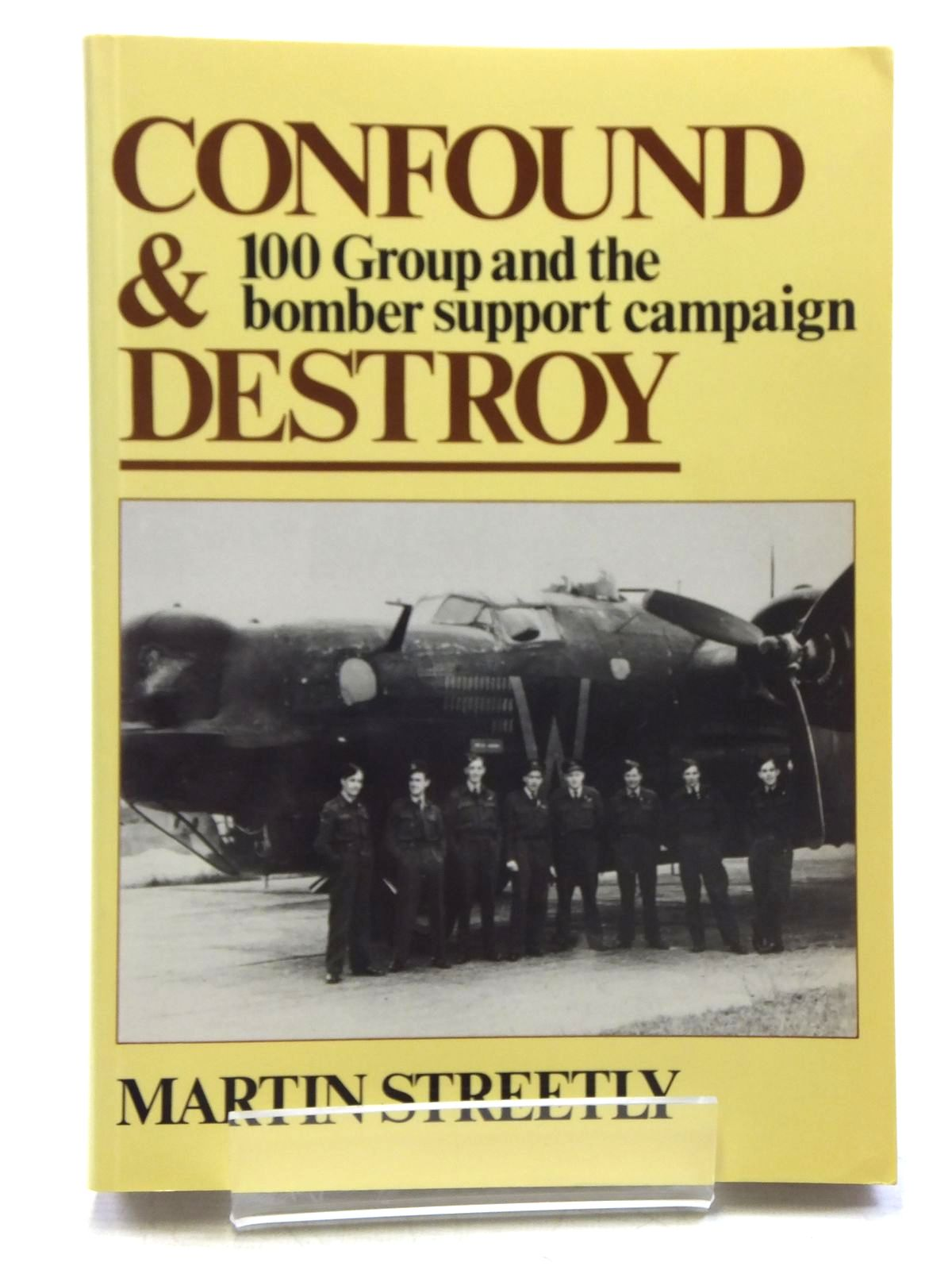 Photo of CONFOUND AND DESTROY written by Streetly, Martin published by Jane's Publishing Company (STOCK CODE: 1607900)  for sale by Stella & Rose's Books