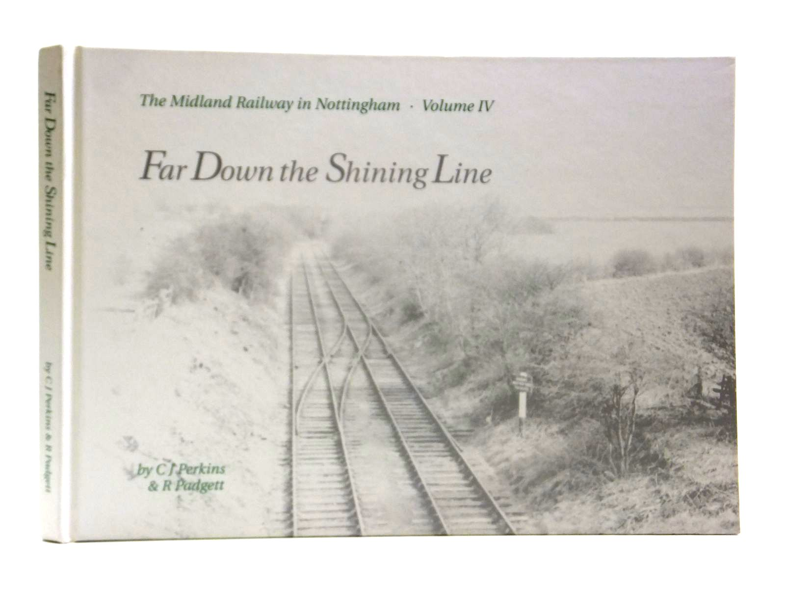 Photo of FAR DOWN THE SHINING LINE written by Perkins, C.J.<br />Padgett, R. published by C.J. Perkins (STOCK CODE: 1608008)  for sale by Stella & Rose's Books