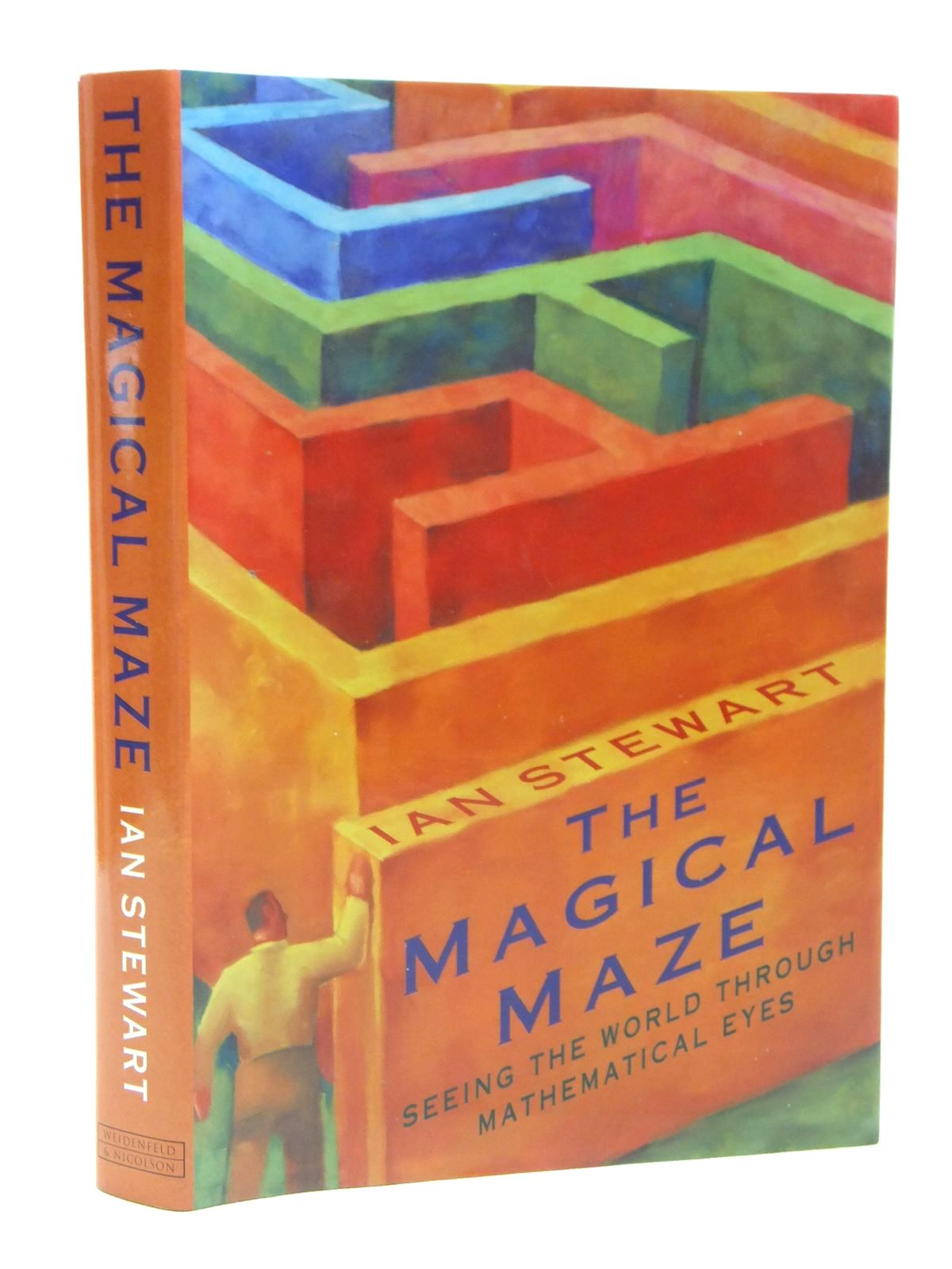 Photo of THE MAGICAL MAZE written by Stewart, Ian published by Weidenfeld and Nicolson (STOCK CODE: 1608065)  for sale by Stella & Rose's Books