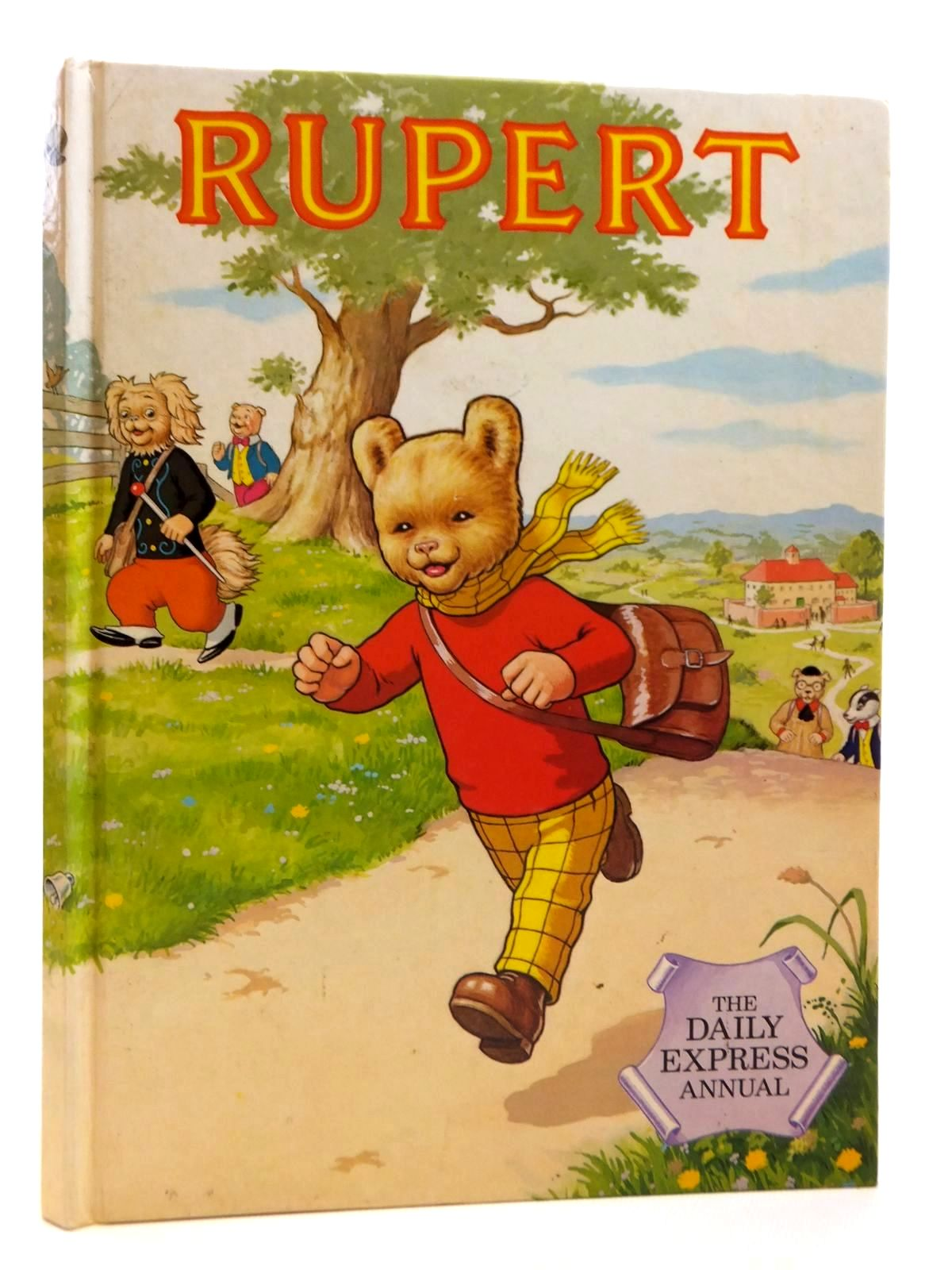 Photo of RUPERT ANNUAL 1984 illustrated by Harrold, John published by Express Newspapers Ltd. (STOCK CODE: 1608220)  for sale by Stella & Rose's Books