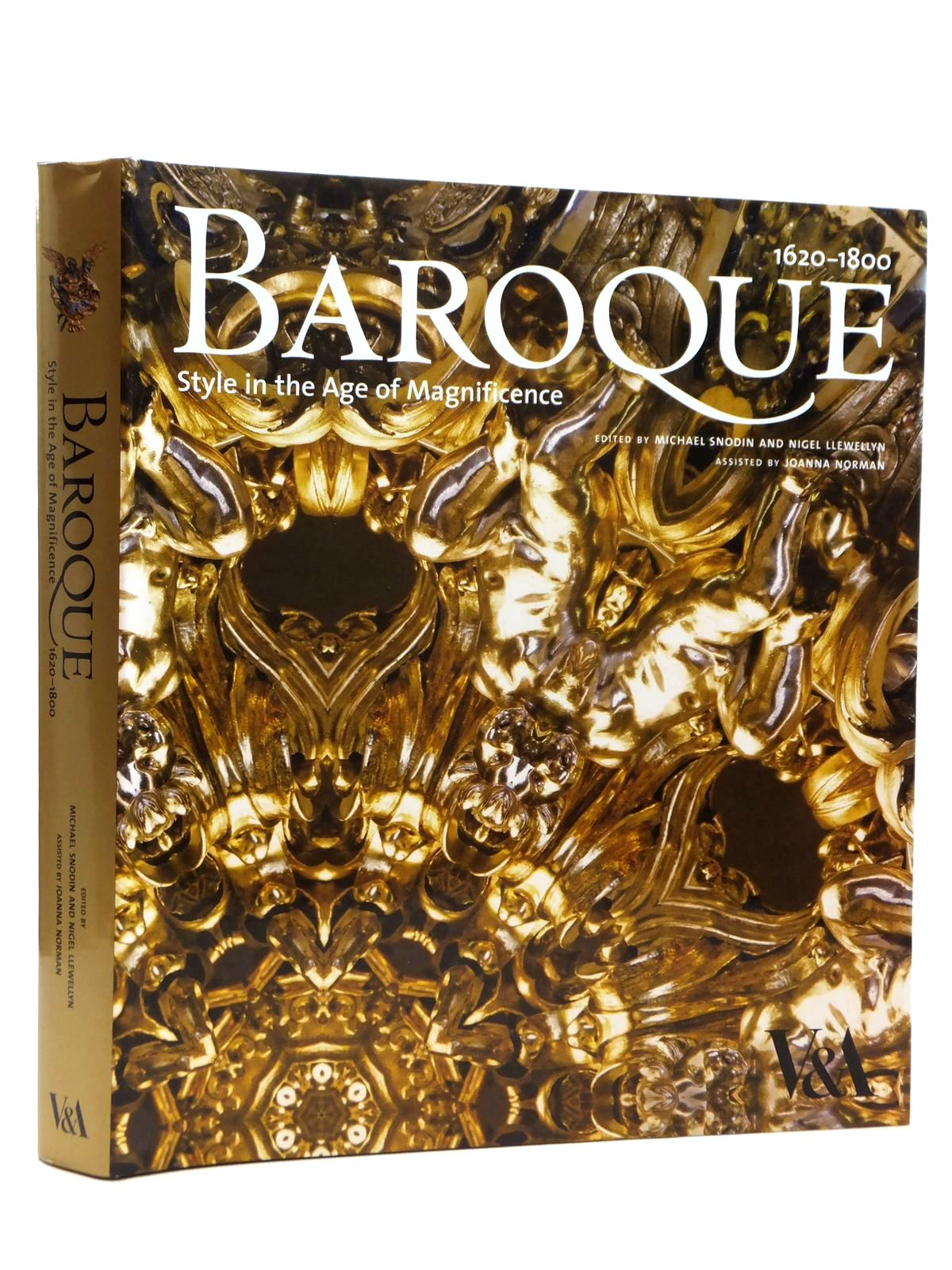 Photo of BAROQUE 1620-1800 STYLE IN THE AGE OF MAGNIFICENCE written by Snodin, Michael<br />Llewellyn, Nigel published by V&A Publications (STOCK CODE: 1608228)  for sale by Stella & Rose's Books