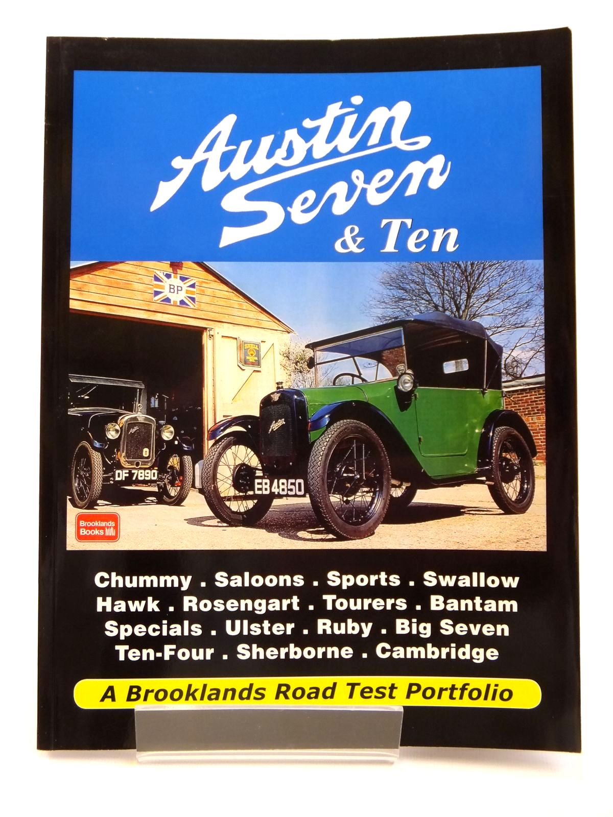 Photo of AUSTIN & SEVEN ROAD TEST PORTFOLIO written by Clarke, R.M.<br />Beadle, Tony published by Brooklands Books (STOCK CODE: 1608263)  for sale by Stella & Rose's Books