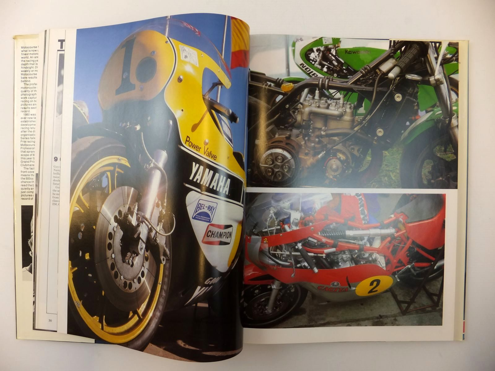Photo of MOTOCOURSE 1980-81 published by Hazleton Publishing (STOCK CODE: 1608347)  for sale by Stella & Rose's Books