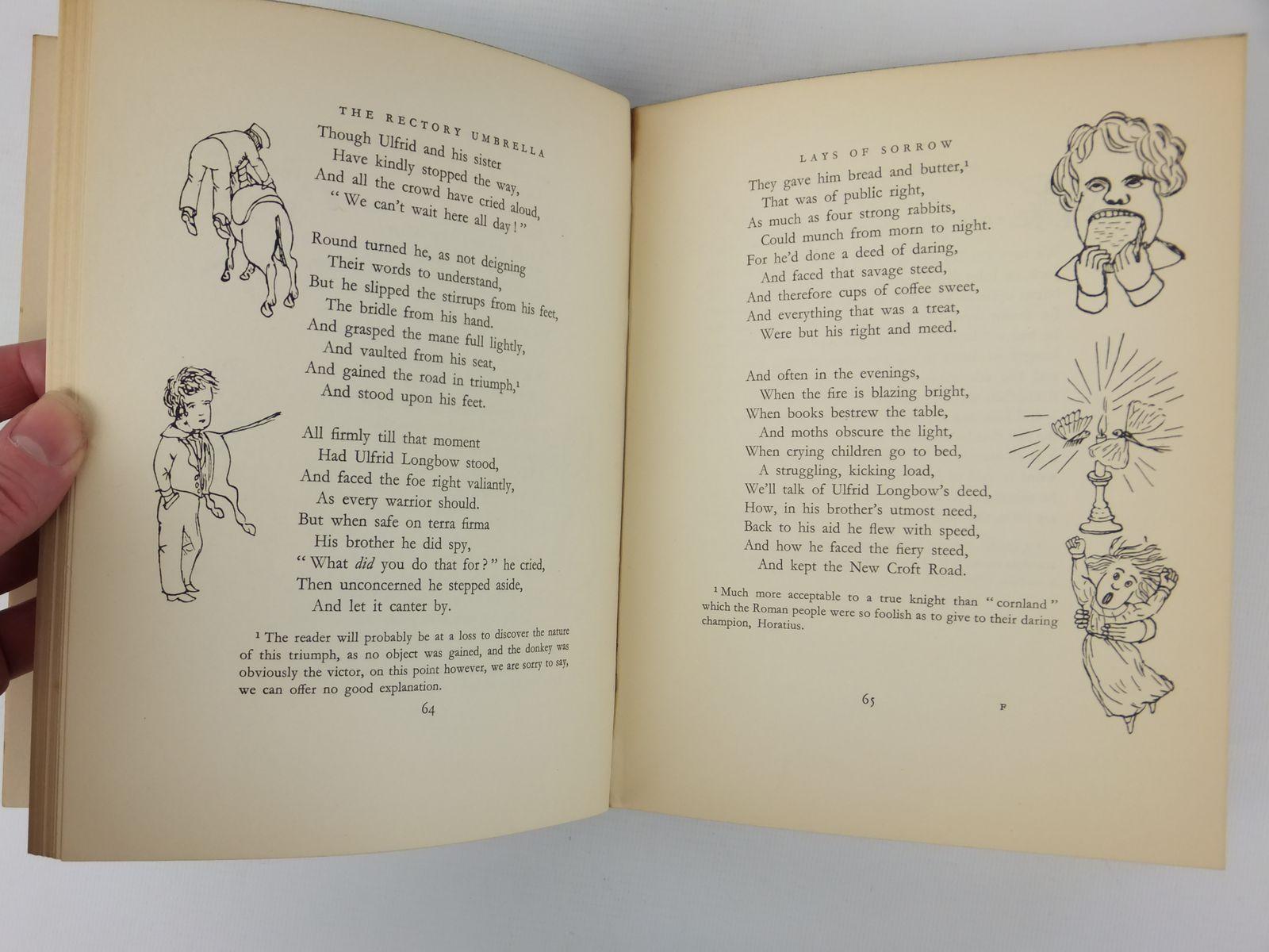 THE RECTORY UMBRELLA AND MISCHMASCH written by Carroll