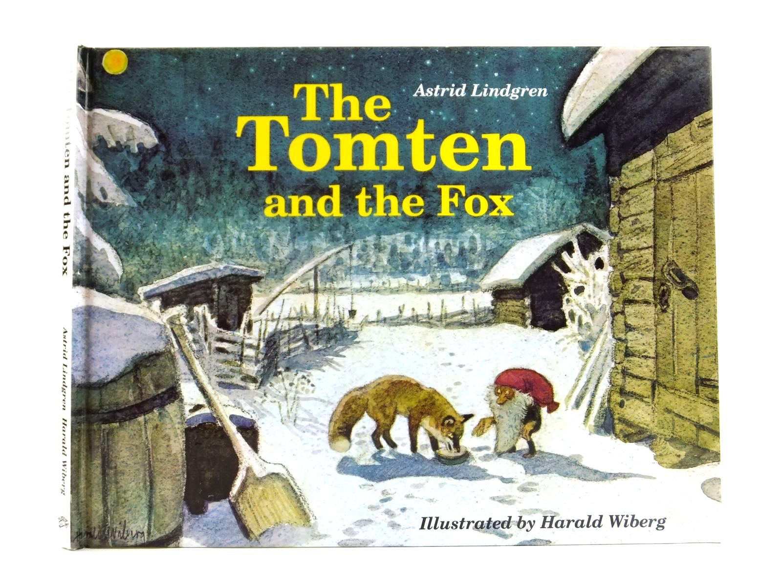 Photo of THE TOMTEN AND THE FOX written by Lindgren, Astrid<br />Forsslund, Karl-Erik illustrated by Wiberg, Harald published by Floris Books (STOCK CODE: 1608756)  for sale by Stella & Rose's Books