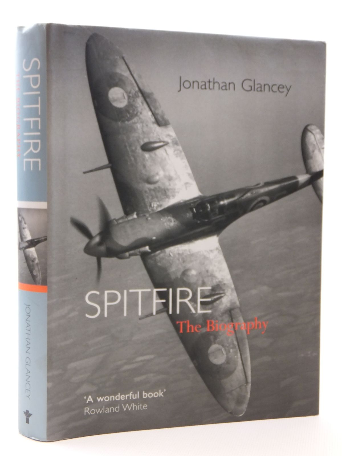 Photo of SPITFIRE THE BIOGRAPHY written by Glancey, Jonathan published by Atlantic Books (STOCK CODE: 1608901)  for sale by Stella & Rose's Books