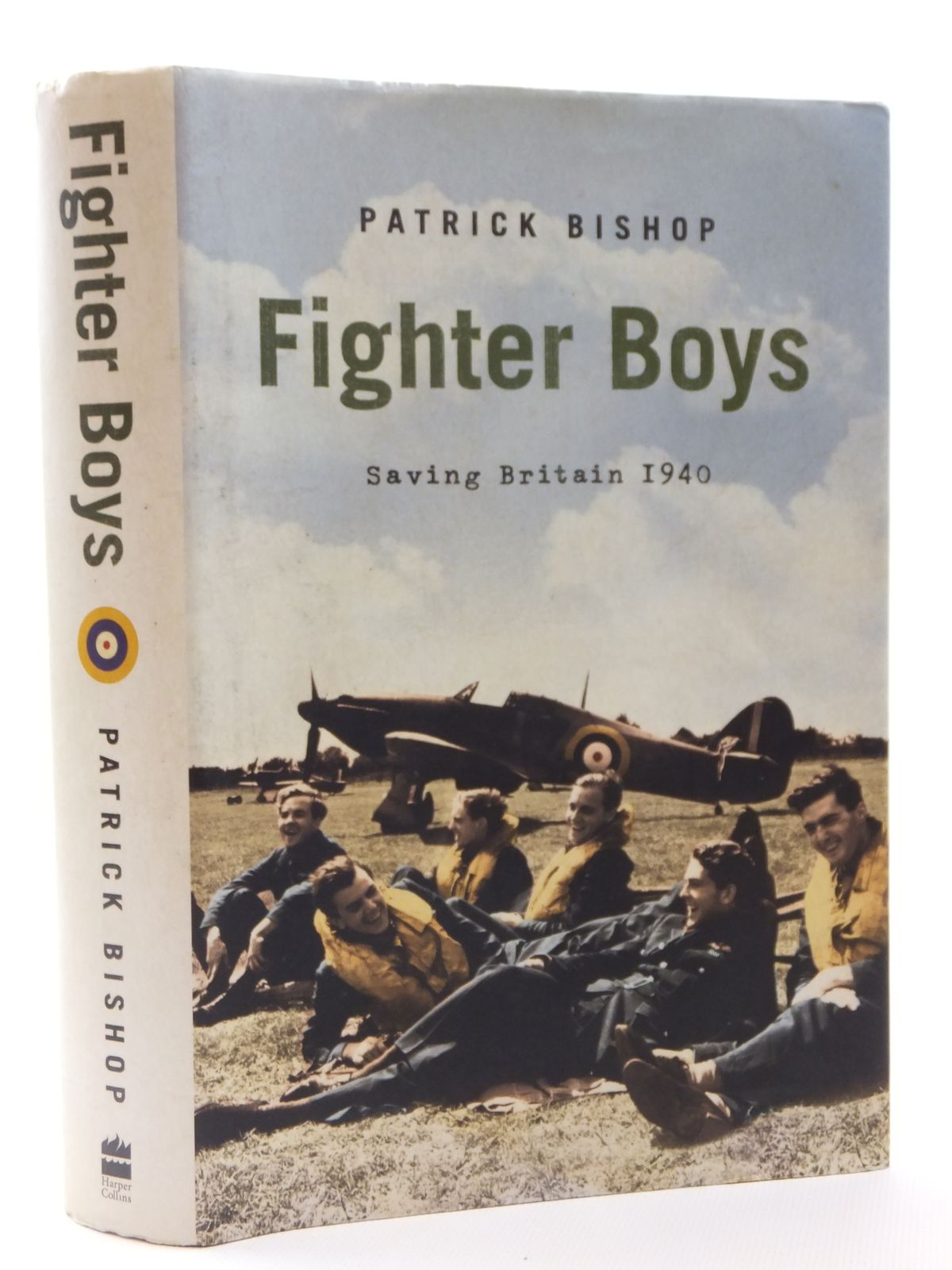 Photo of FIGHTER BOYS written by Bishop, Patrick published by Harper Collins (STOCK CODE: 1608903)  for sale by Stella & Rose's Books
