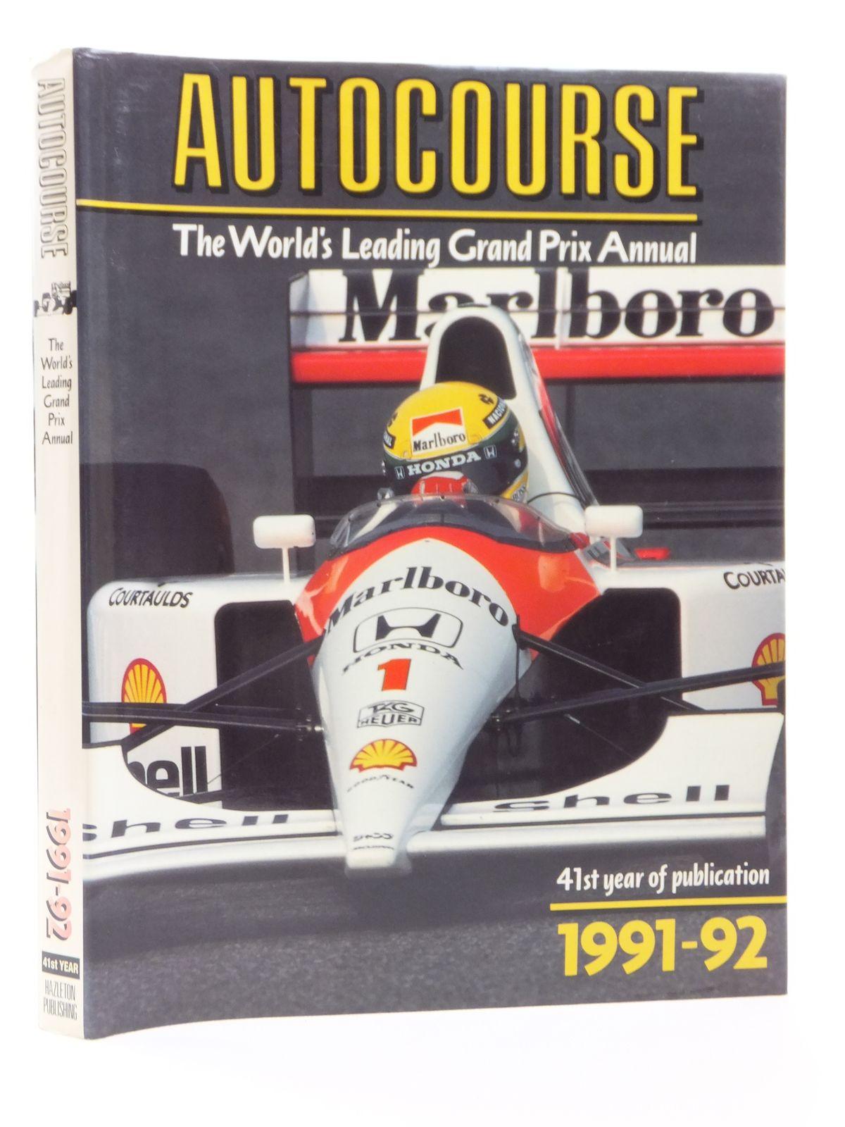 Autocourse - The World's Leading Grand Prix Annual