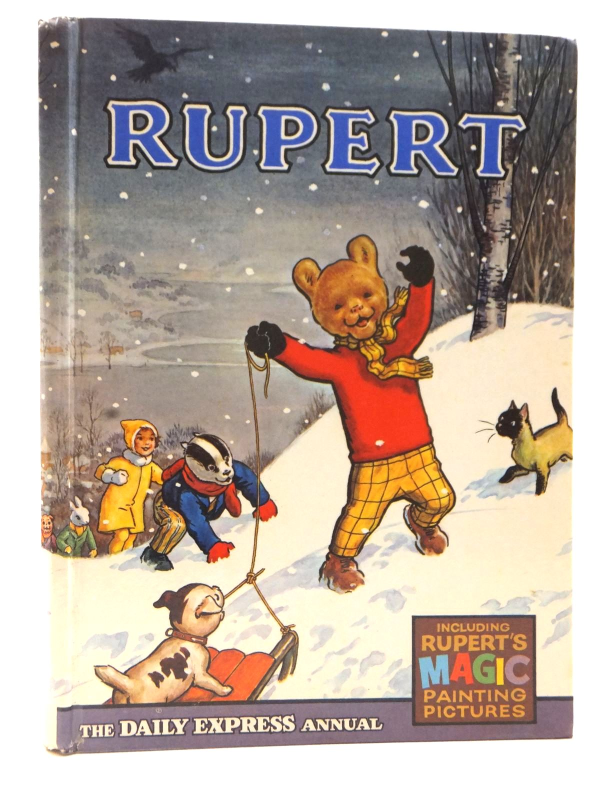 Photo of RUPERT ANNUAL 1967 written by Bestall, Alfred illustrated by Bestall, Alfred published by Daily Express (STOCK CODE: 1608970)  for sale by Stella & Rose's Books