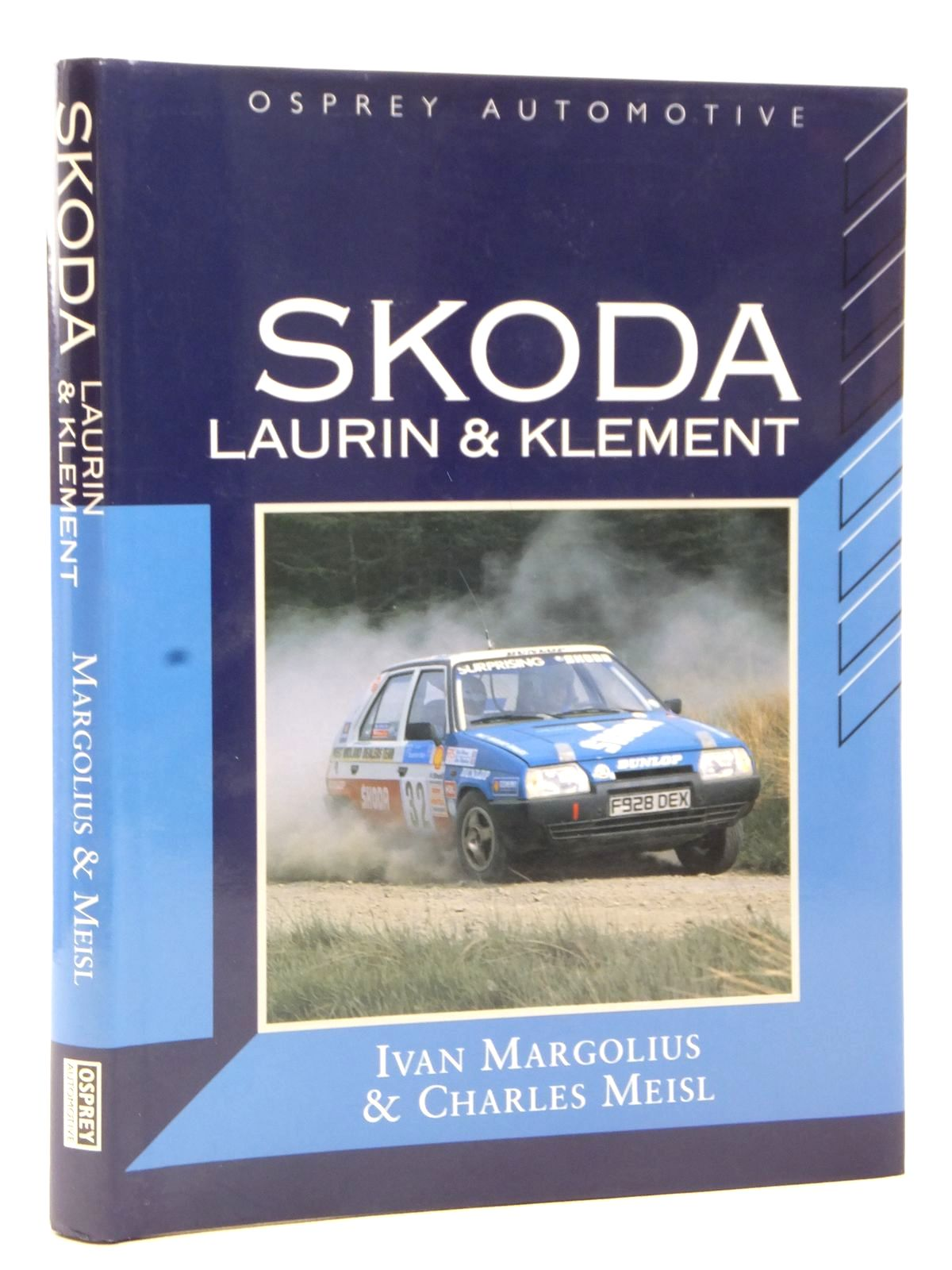 Photo of SKODA LAURIN & KLEMENT written by Margolius, Ivan<br />Meisl, Charles published by Osprey Automotive (STOCK CODE: 1608999)  for sale by Stella & Rose's Books