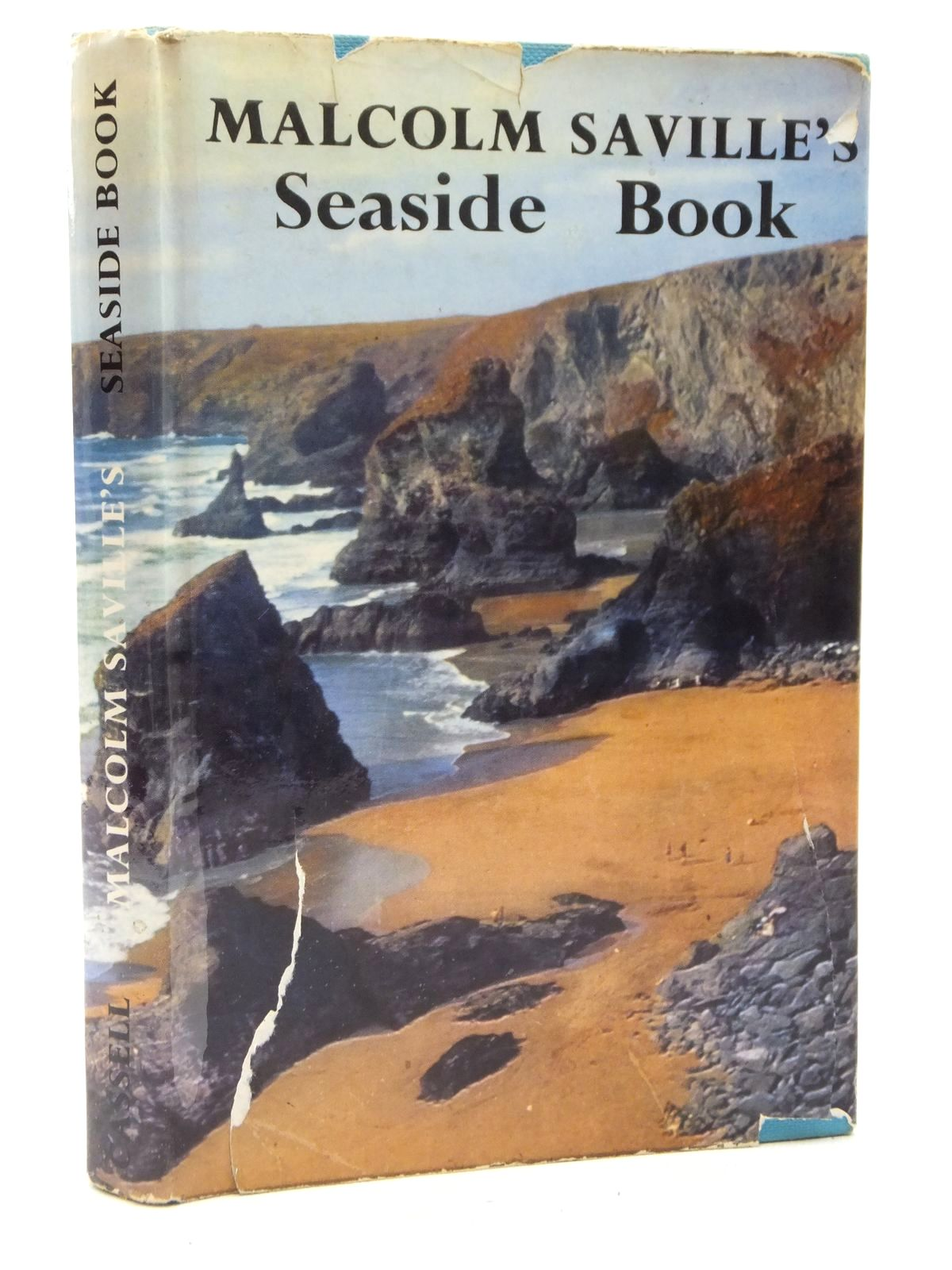 Photo of MALCOLM SAVILLE'S SEASIDE BOOK written by Saville, Malcolm published by Cassell (STOCK CODE: 1609069)  for sale by Stella & Rose's Books