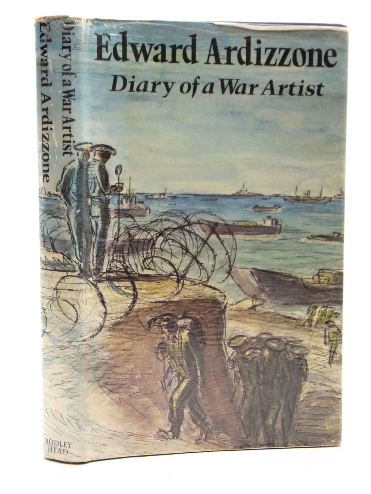 Diary Of A War Artist