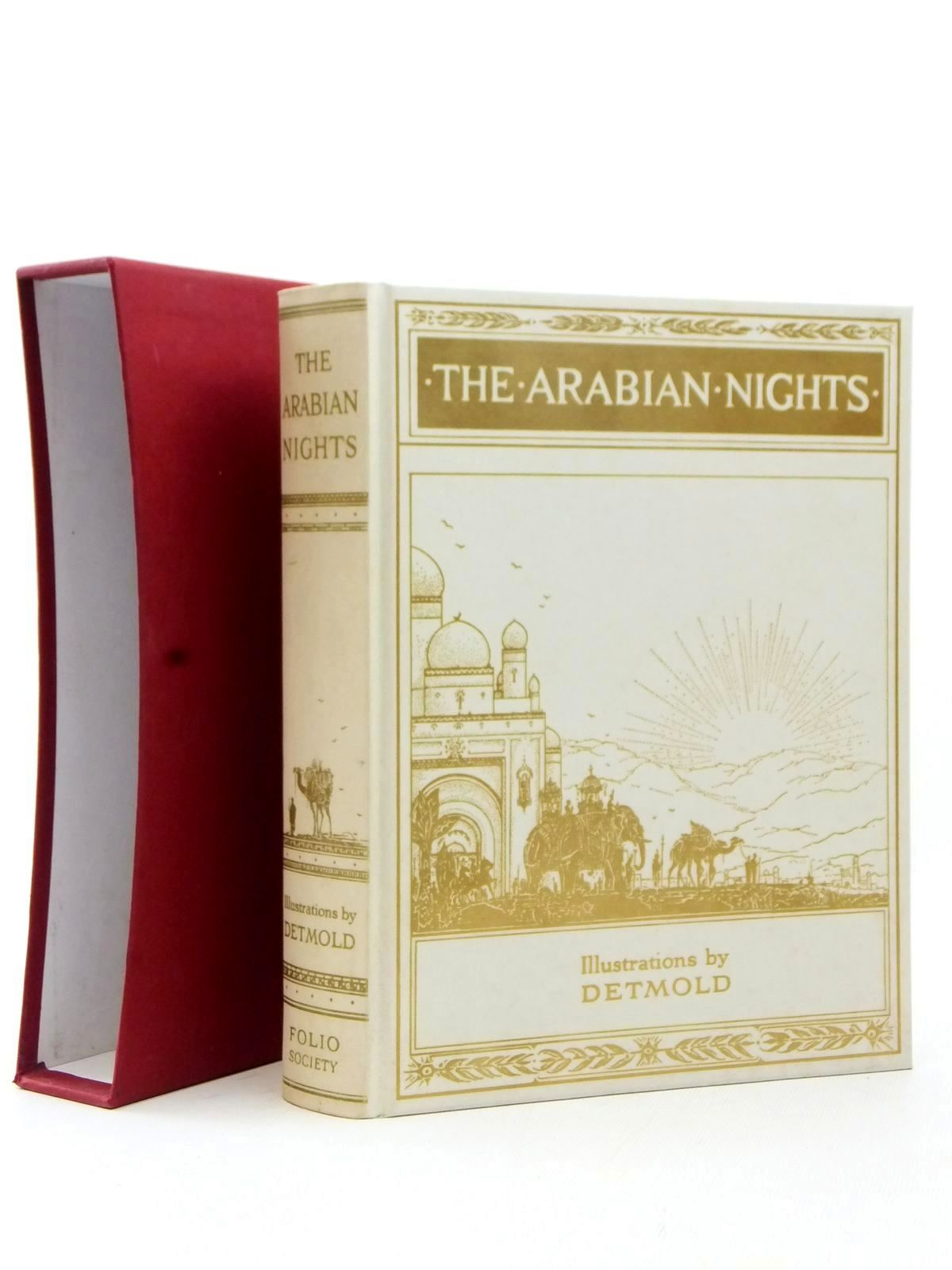 Photo of THE ARABIAN NIGHTS illustrated by Detmold, Edward J. published by Folio Society (STOCK CODE: 1609202)  for sale by Stella & Rose's Books