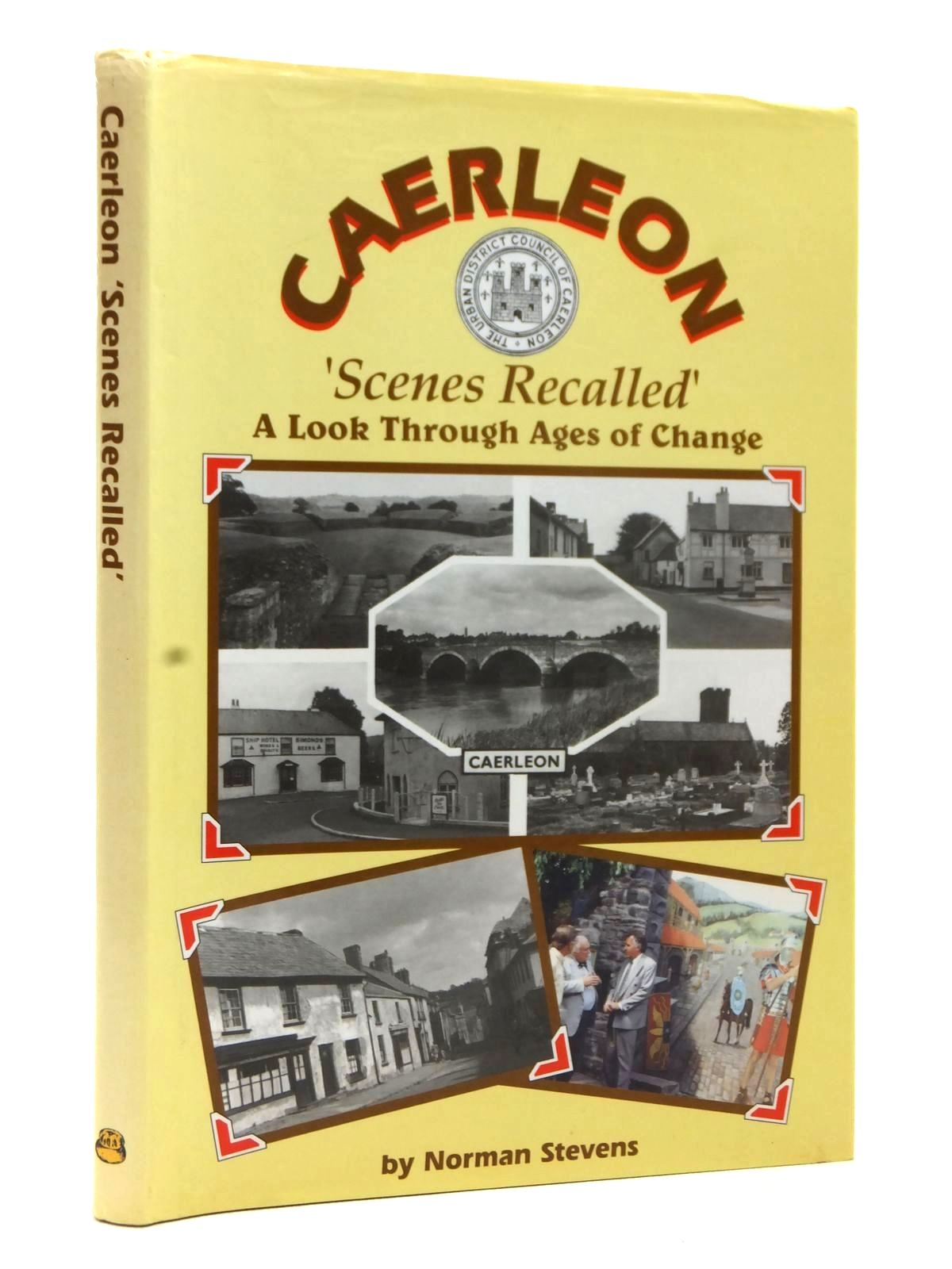 Photo of CAERLEON 'SCENES RECALLED' written by Stevens, Norman published by Old Bakehouse Publications (STOCK CODE: 1609263)  for sale by Stella & Rose's Books