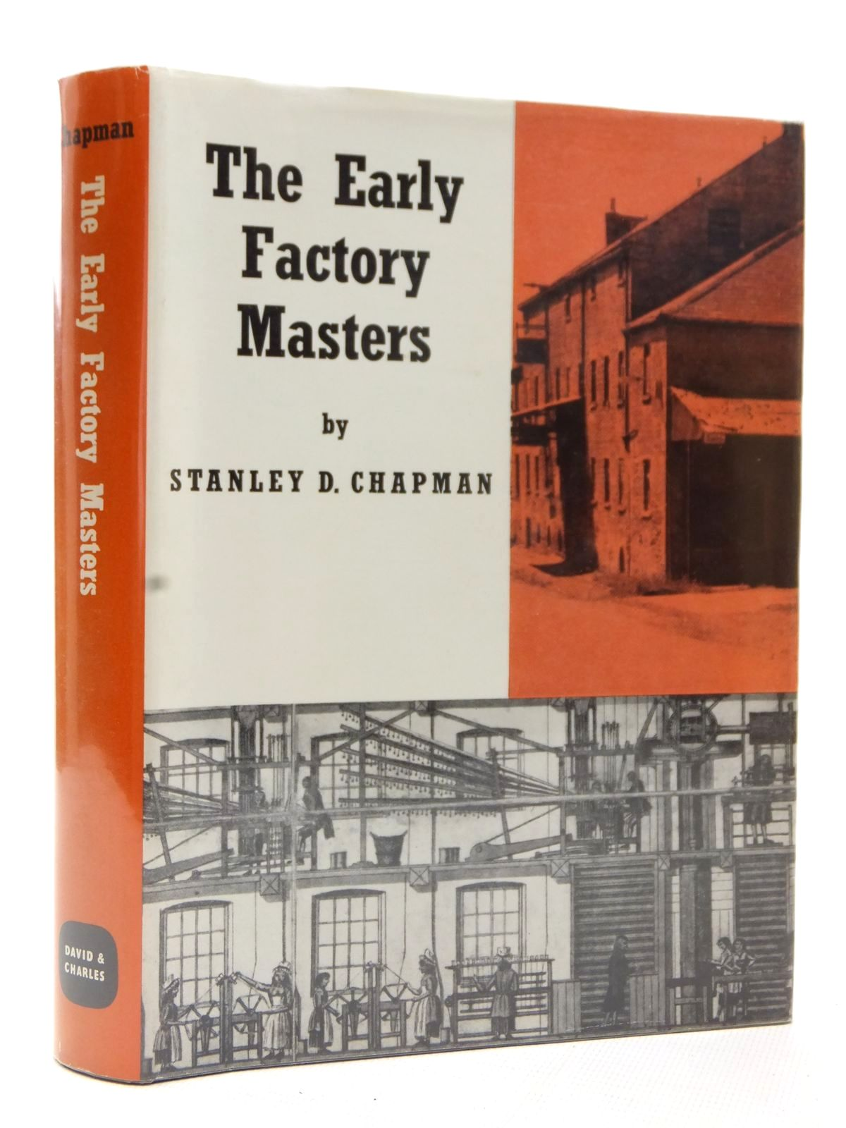 Photo of THE EARLY FACTORY MASTERS written by Chapman, Stanley D. published by David & Charles (STOCK CODE: 1609371)  for sale by Stella & Rose's Books